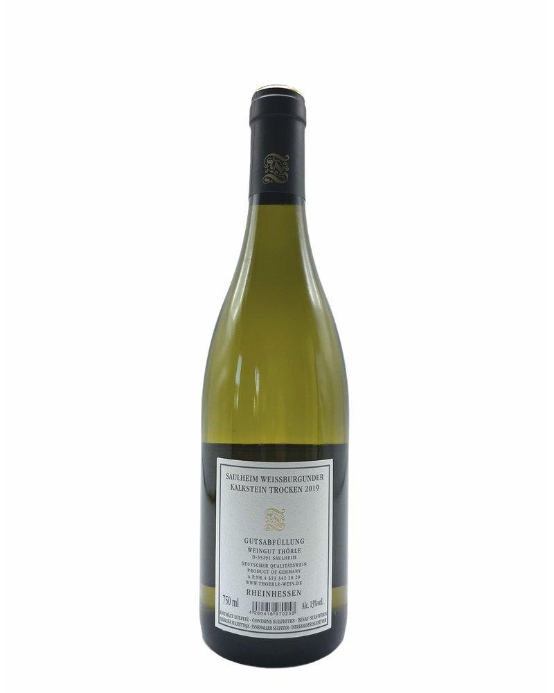Weingut Thörle - Saulheim Weissburger Kalkstein 2019