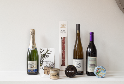 WineBox Tapas Winter Edition Deluxe €95,00