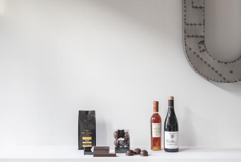WineBox chocolade €55,00