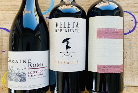 WineBox Rosé Selection 6 flessen € 50,00