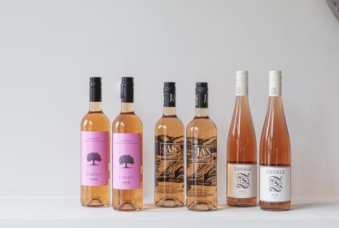 WineBox rosé selection €50,00