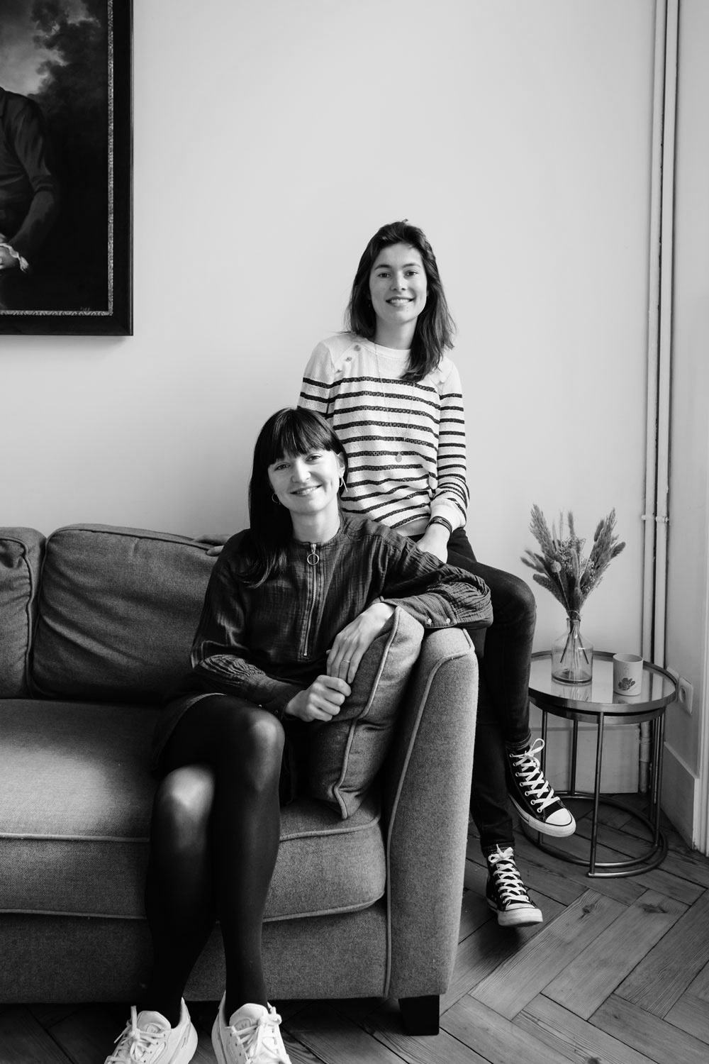 Clémence and Mathilde - Label Bougie