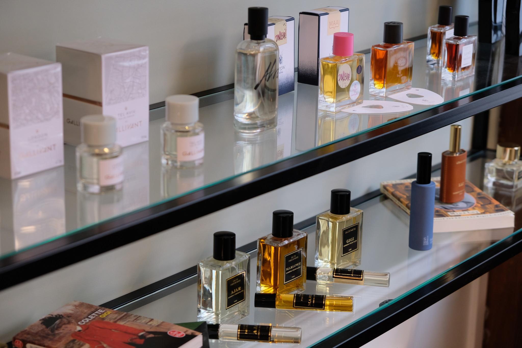 Qu'est ce qu'un parfum de niche?