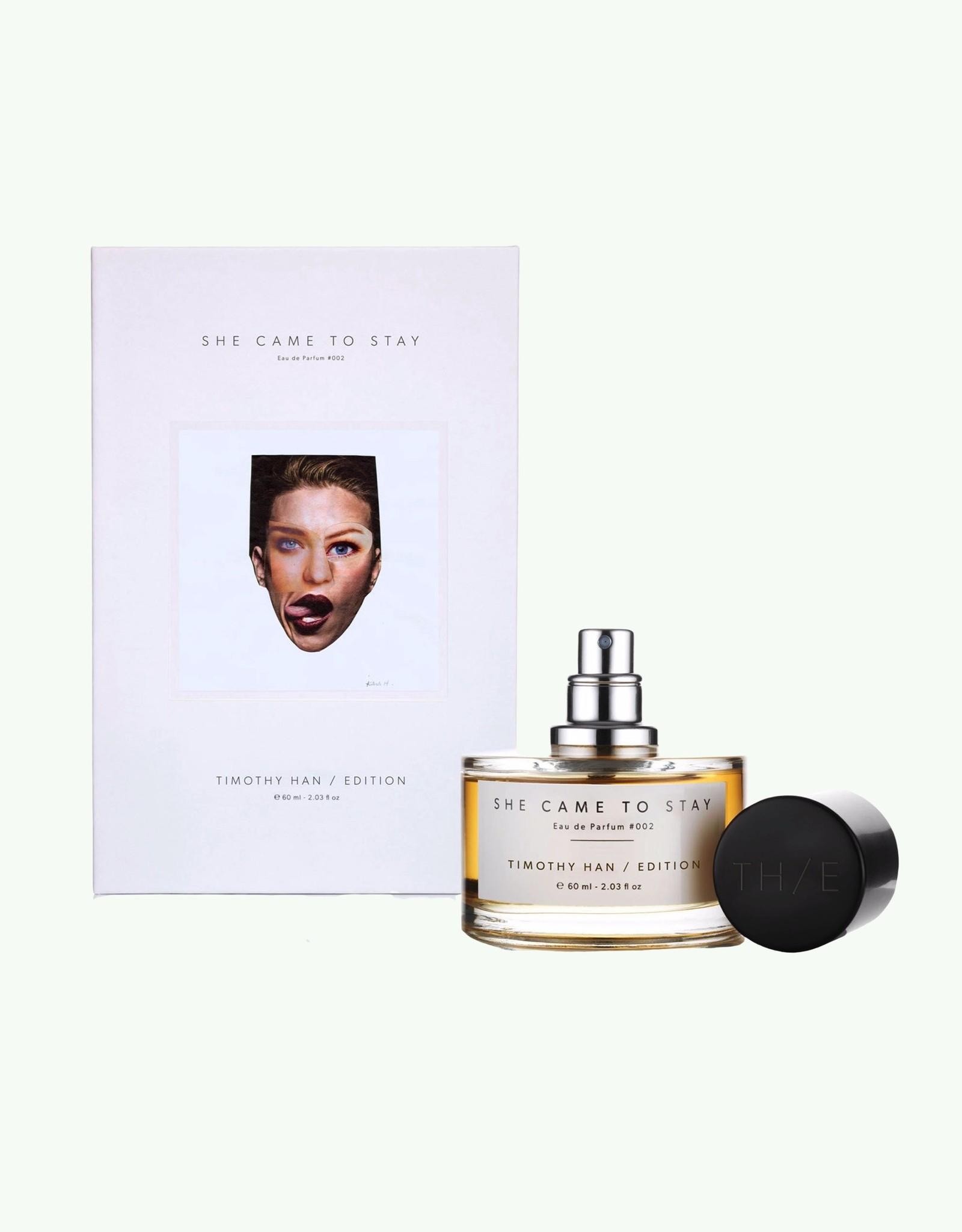Timothy Han / Edition Timothy Han / Edition - She Came to Stay - Eau de Parfum