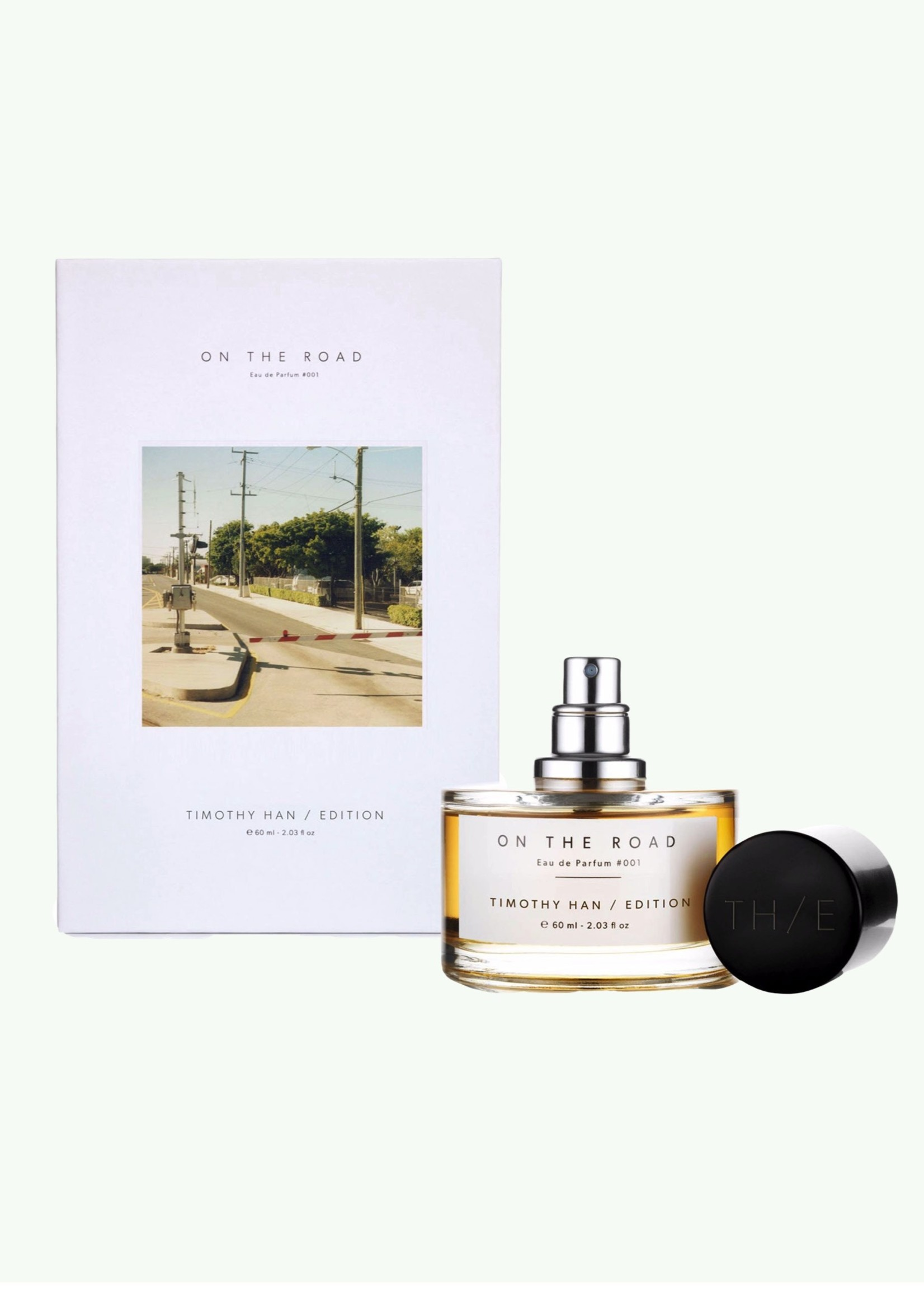 Timothy Han / Edition Timothy Han / Edition - On the Road - Eau de Parfum