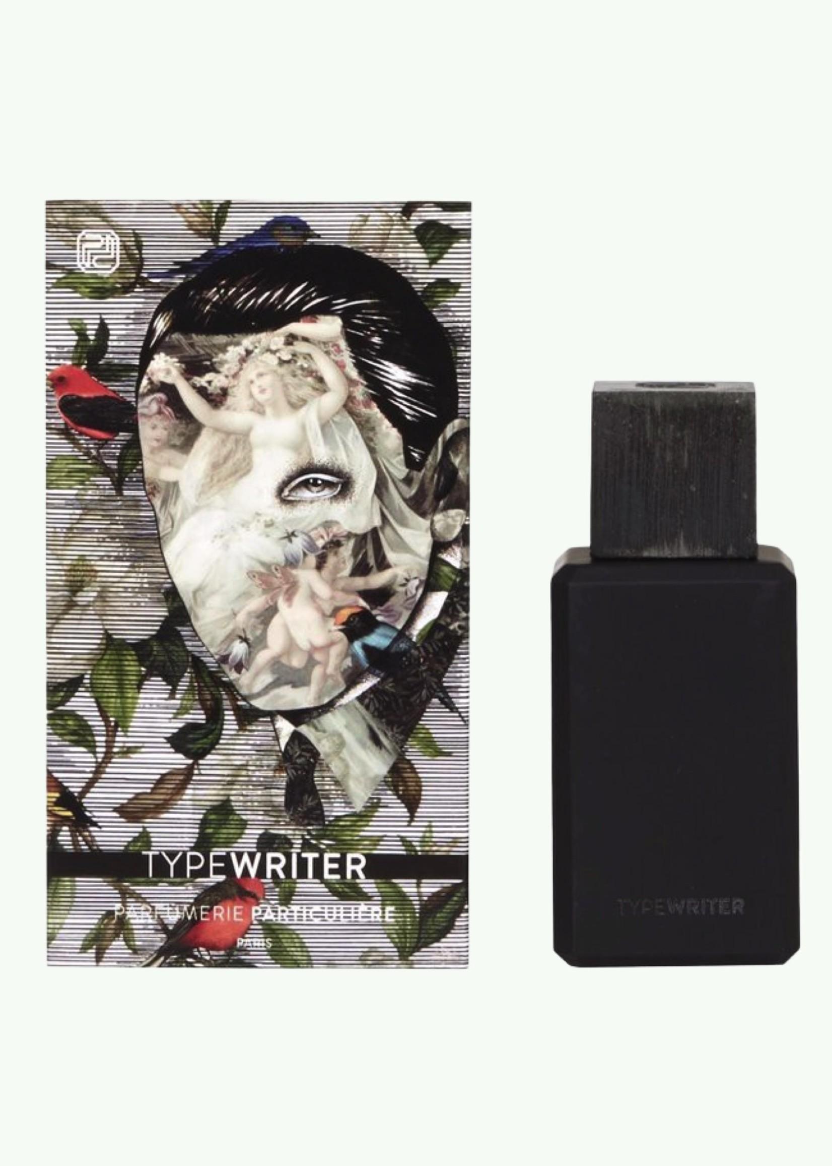 Parfumerie Particulière Parfumerie Particulière - Typewriter - Extrait de Parfum