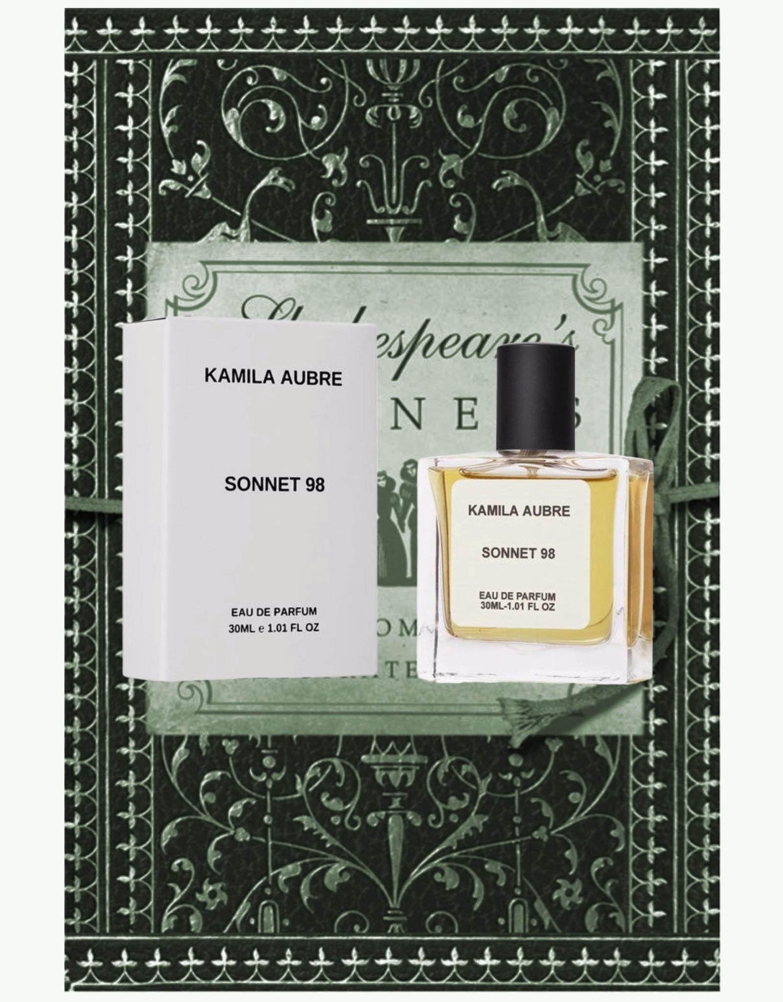 Kamila Aubre Kamila Aubre - Sonnet 98 - Eau de Parfum