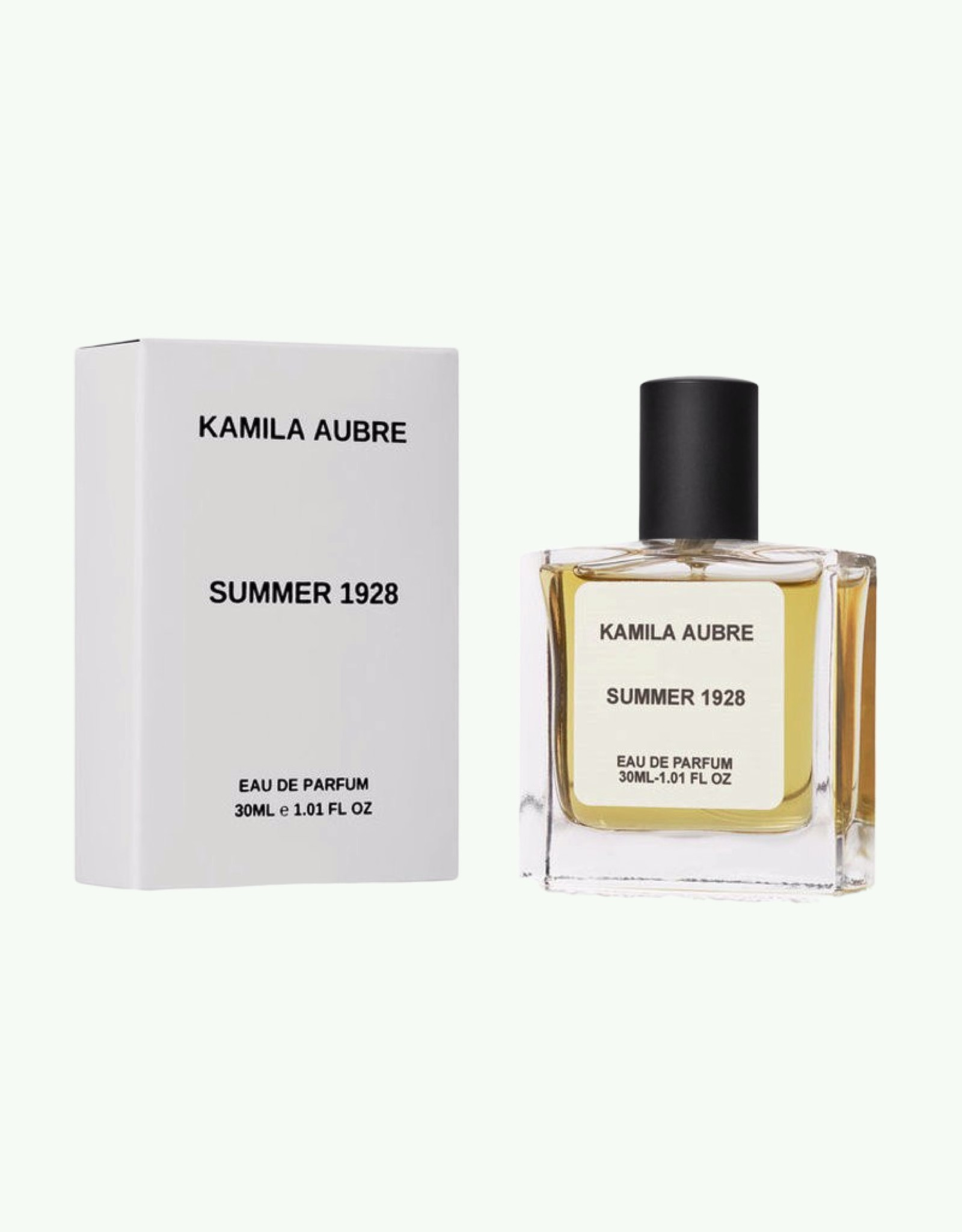 Kamila Aubre Kamila Aubre - Summer 1928 - Eau de Parfum