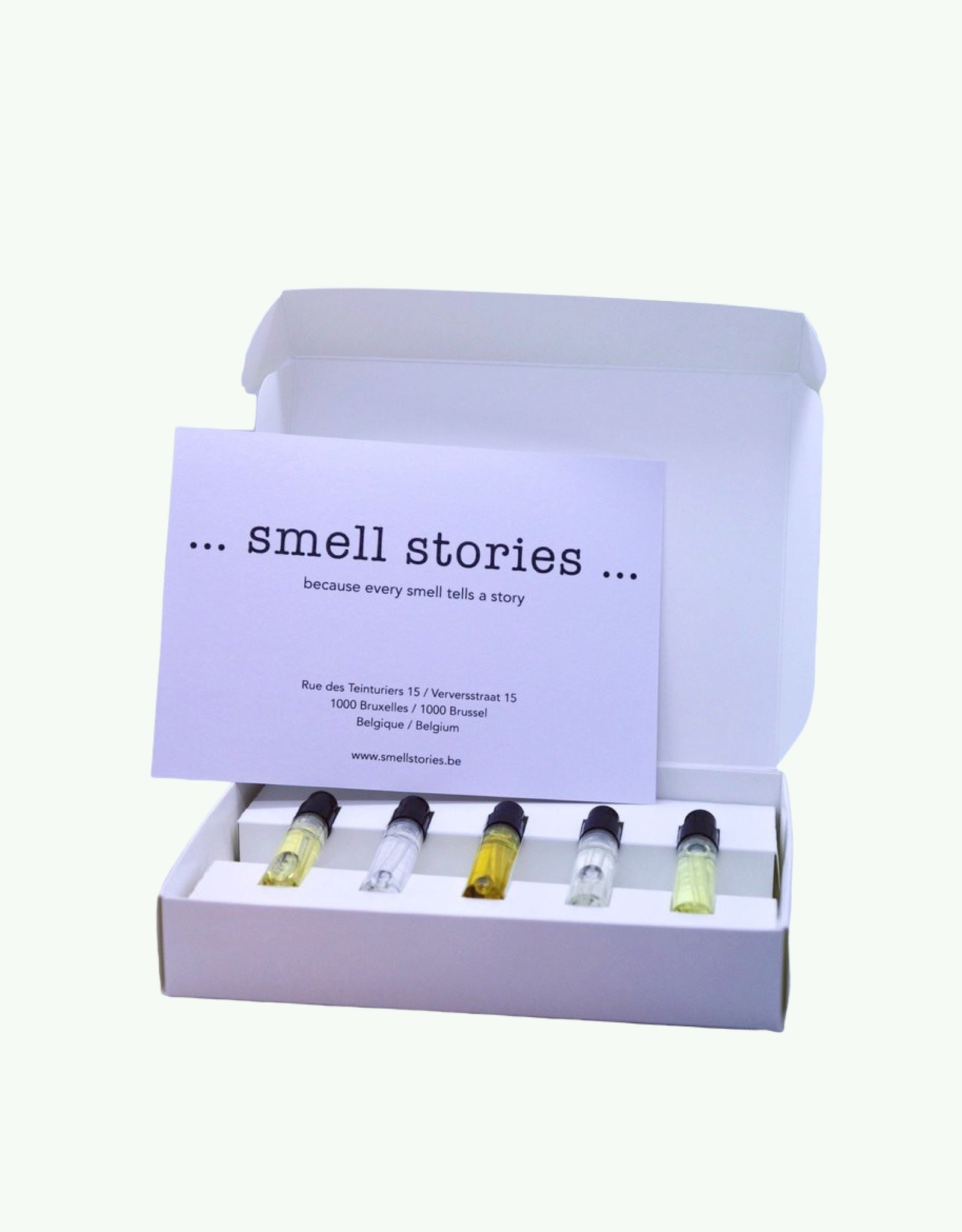 ... smell stories ... Coffret de Découverte