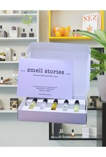 ... smell stories ...  Discovery Box