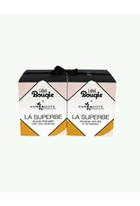 Label Bougie Label Bougie - La Superbe - Candle and Infusion