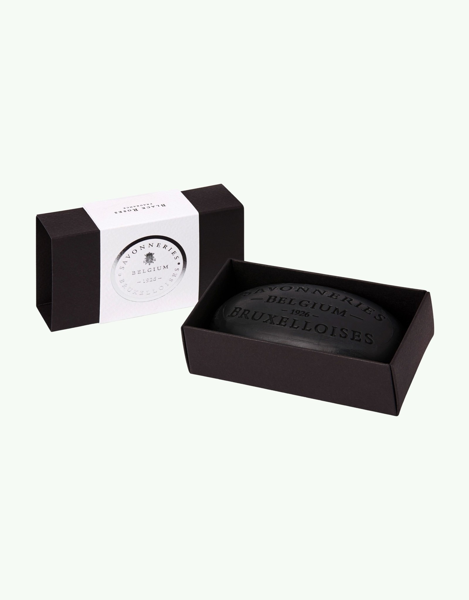 Savonneries Bruxelloises Savonneries Bruxelloises - Black Roses - Soap