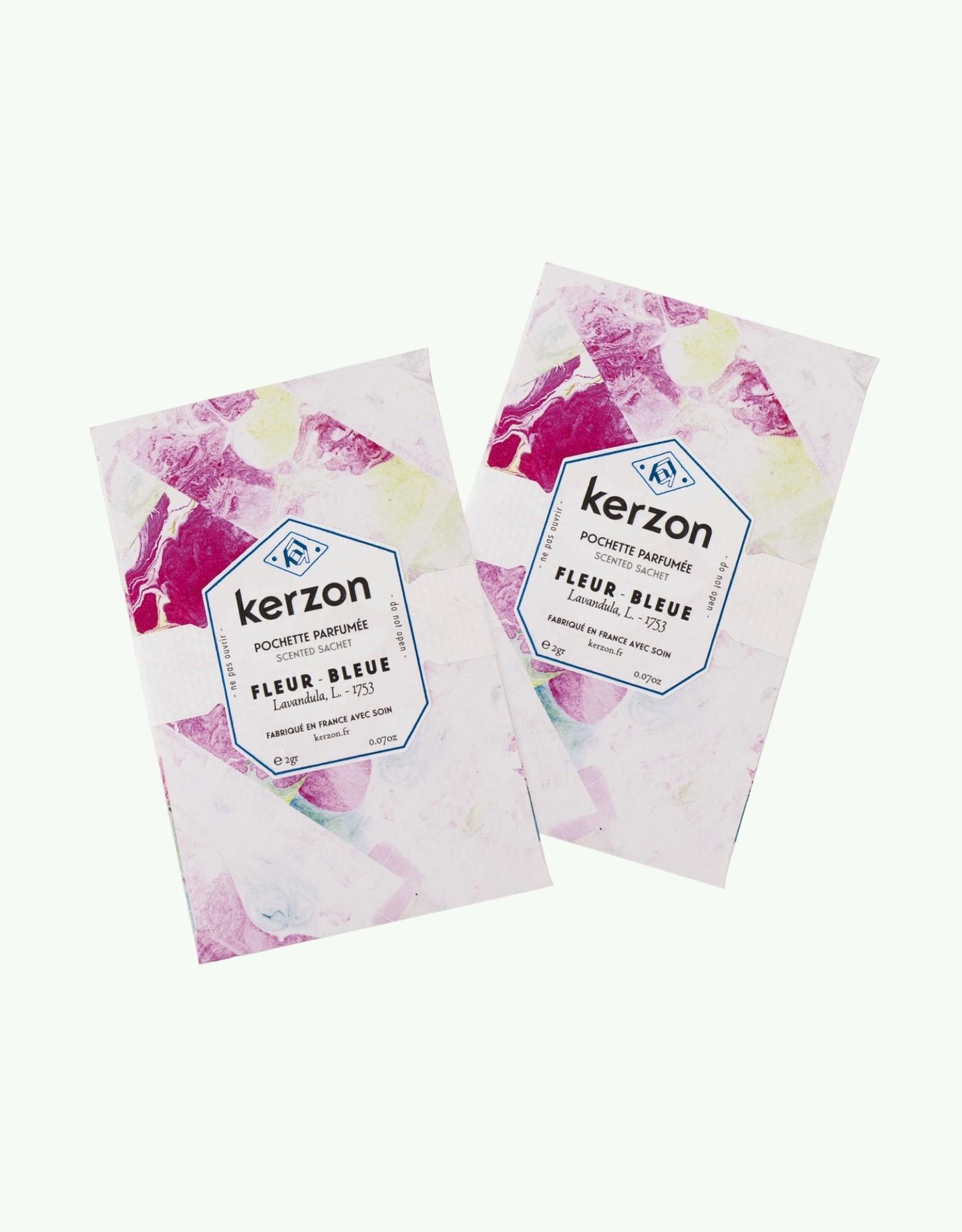 Kerzon Kerzon - Fleur Bleue - Scented Sachets
