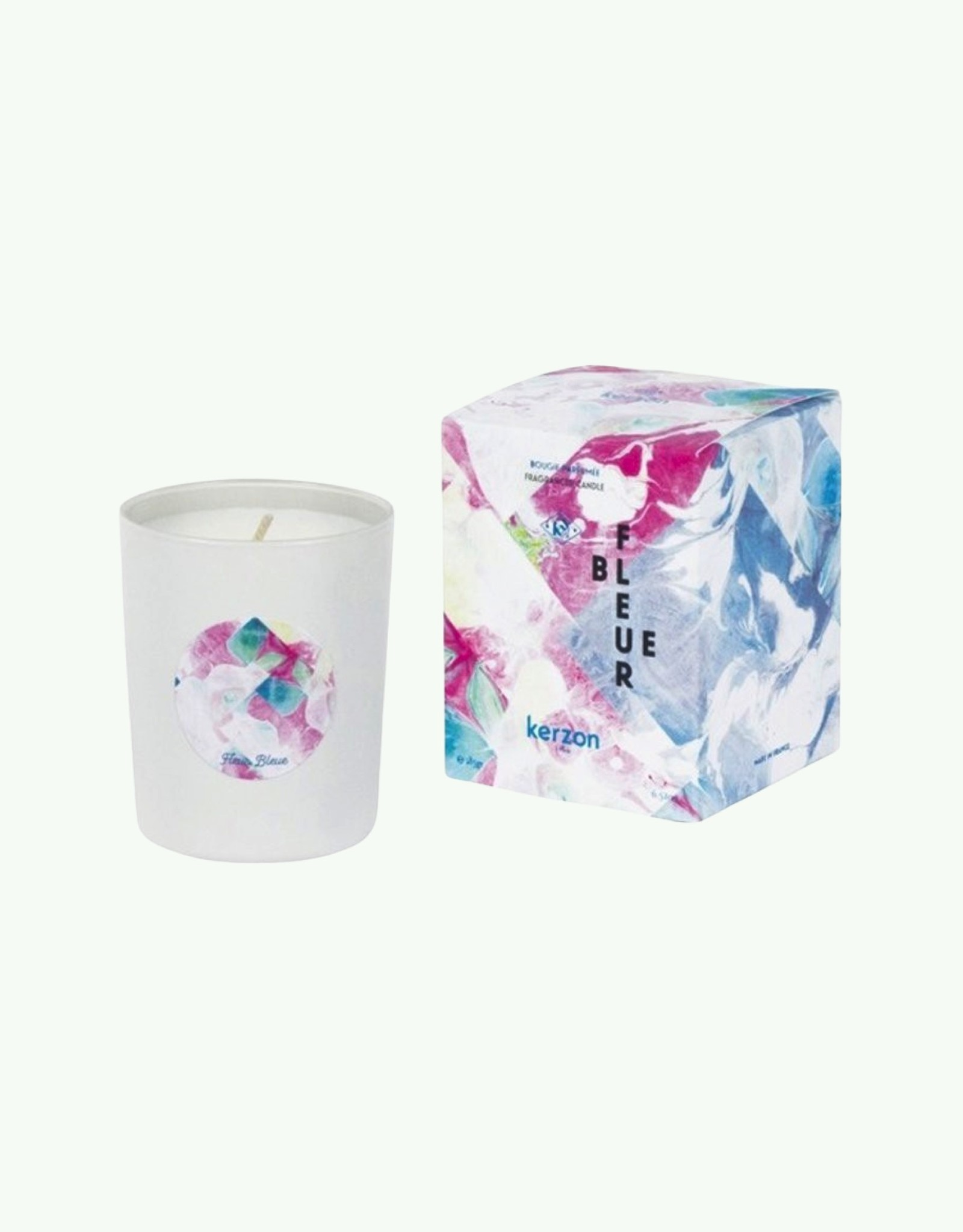 Kerzon Kerzon - Fleur Bleue - Scented Candle
