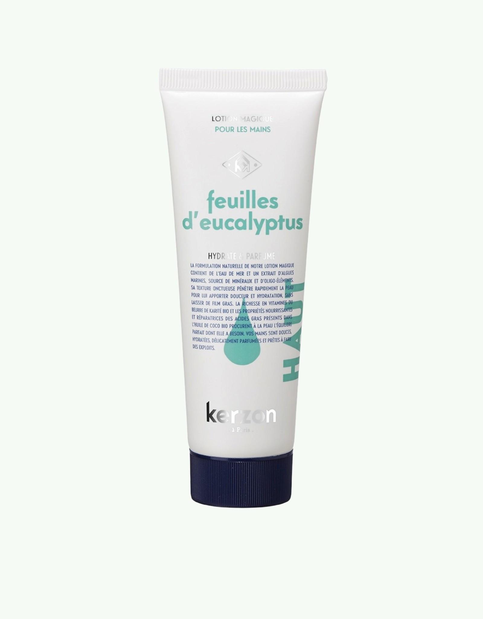 Kerzon Kerzon - Feuille d'Eucalyptus - Handcreme - 75 ml