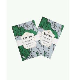 Kerzon Menthe & Thé - Pochettes Parfumées - Kerzon