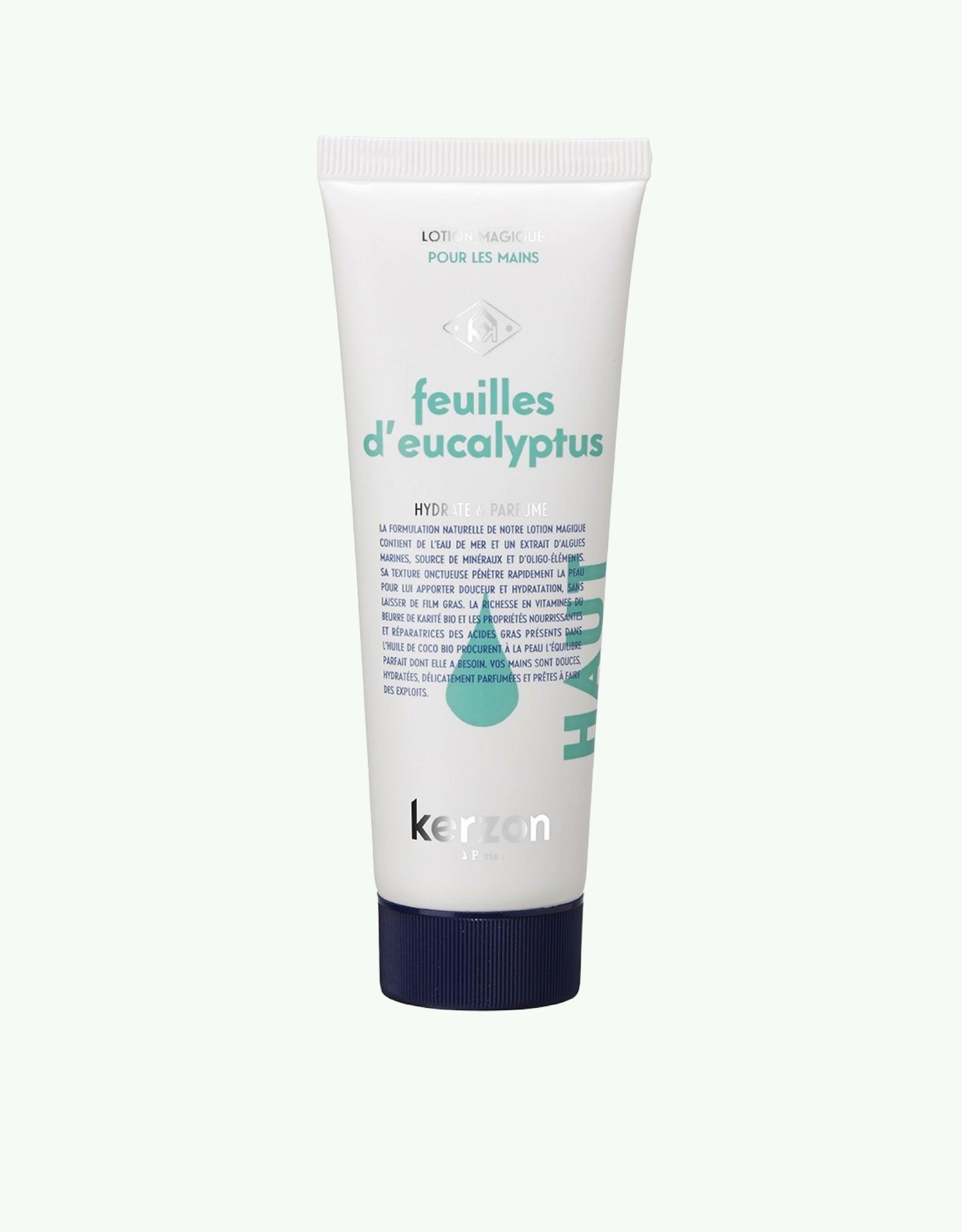 Kerzon Duo Feuilles d'Eucalyptus - Liquid soap and hand lotion - Kerzon