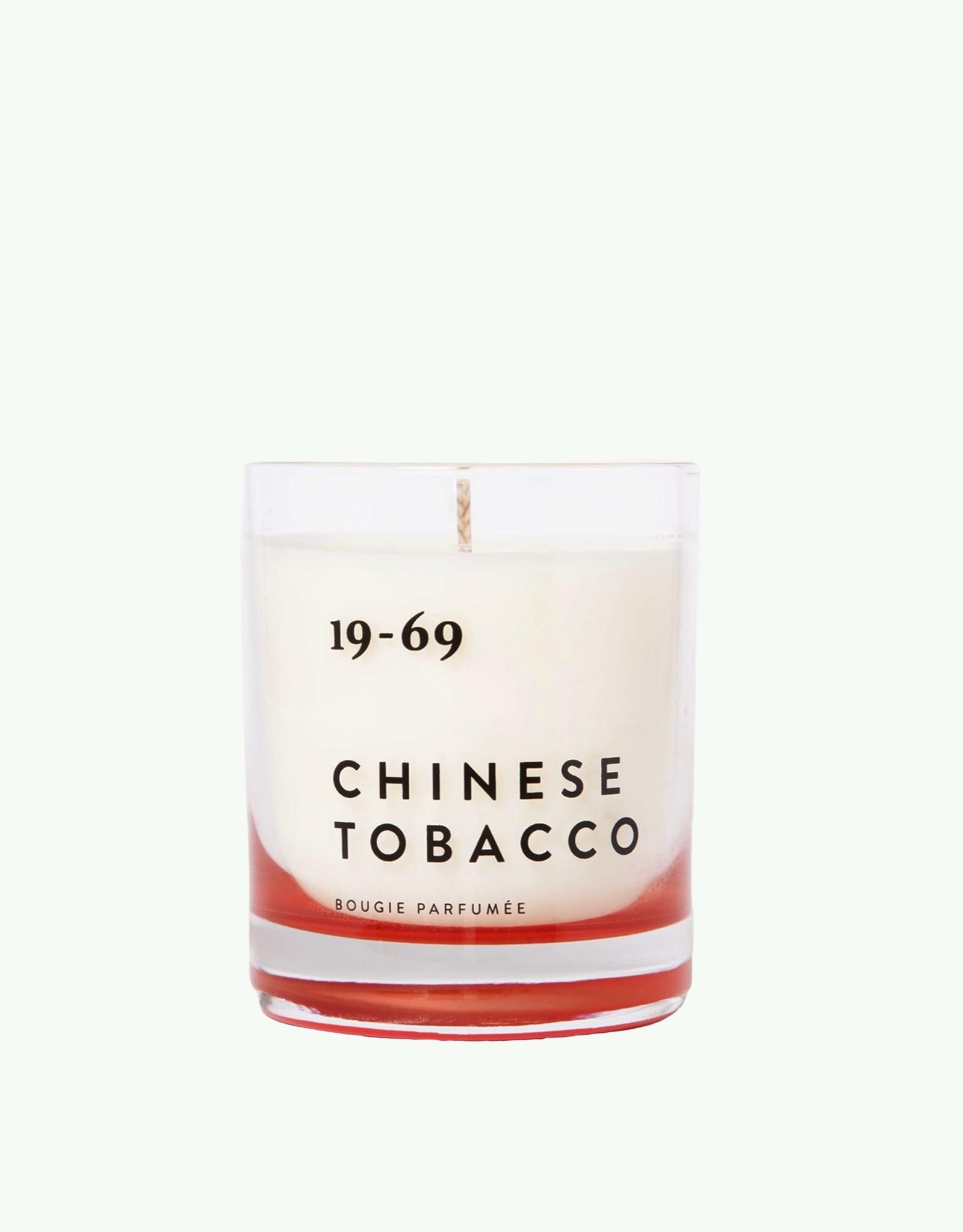 Nineteen Sixty Nine Nineteen sixty nine - Chinese Tobacco - Geurkaars 200 ml