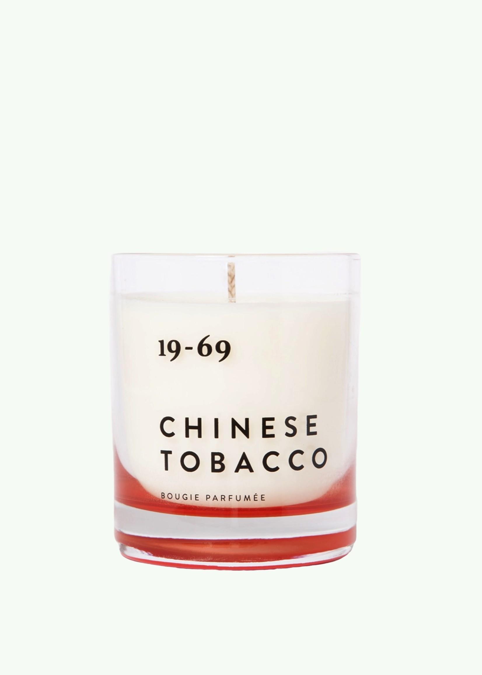 Nineteen Sixty Nine Nineteen sixty nine - Chinese Tobacco - Bougie parfumée 200 ml