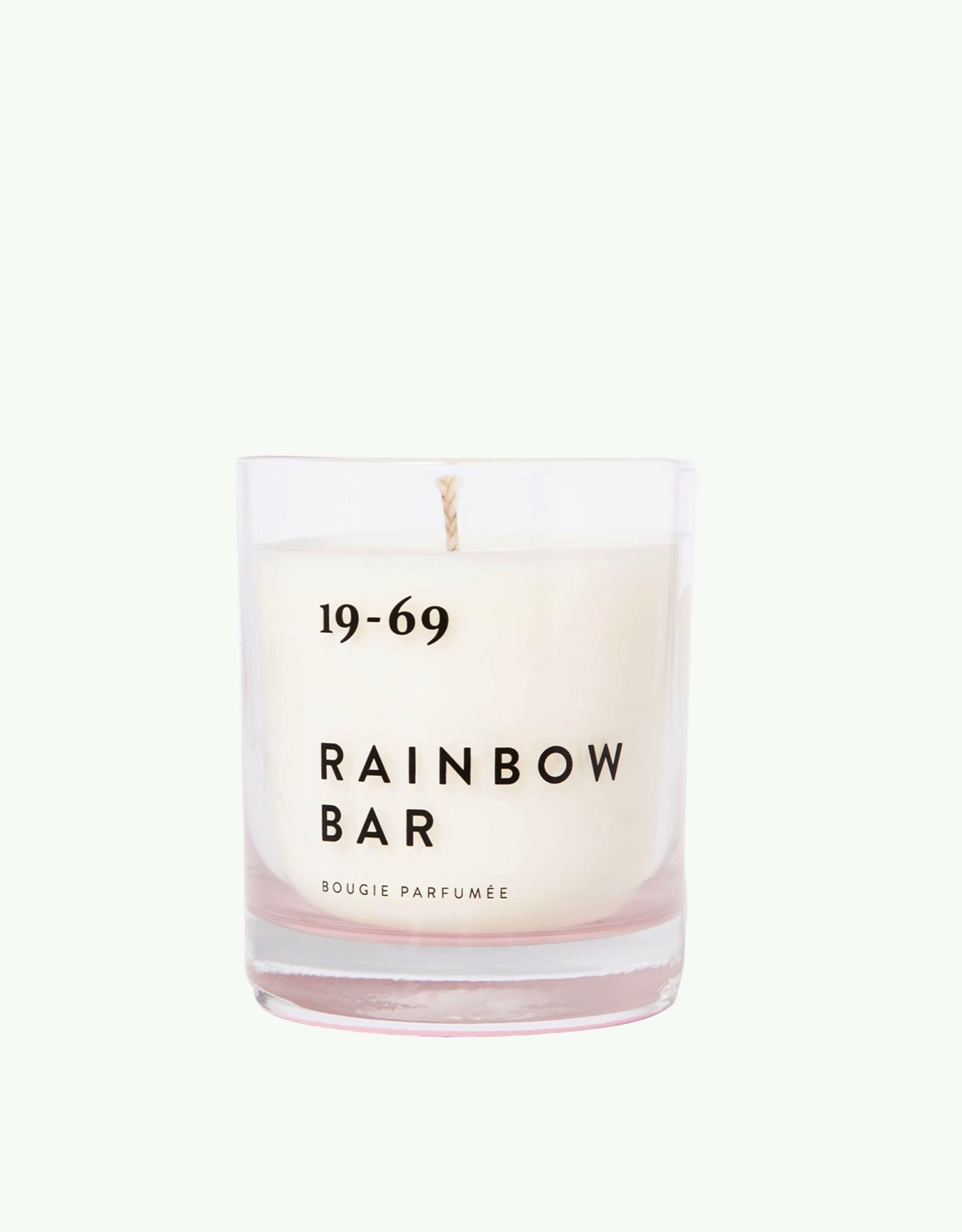 Nineteen Sixty Nine Nineteen sixty nine - Rainbow bar - Geurkaars 200 ml