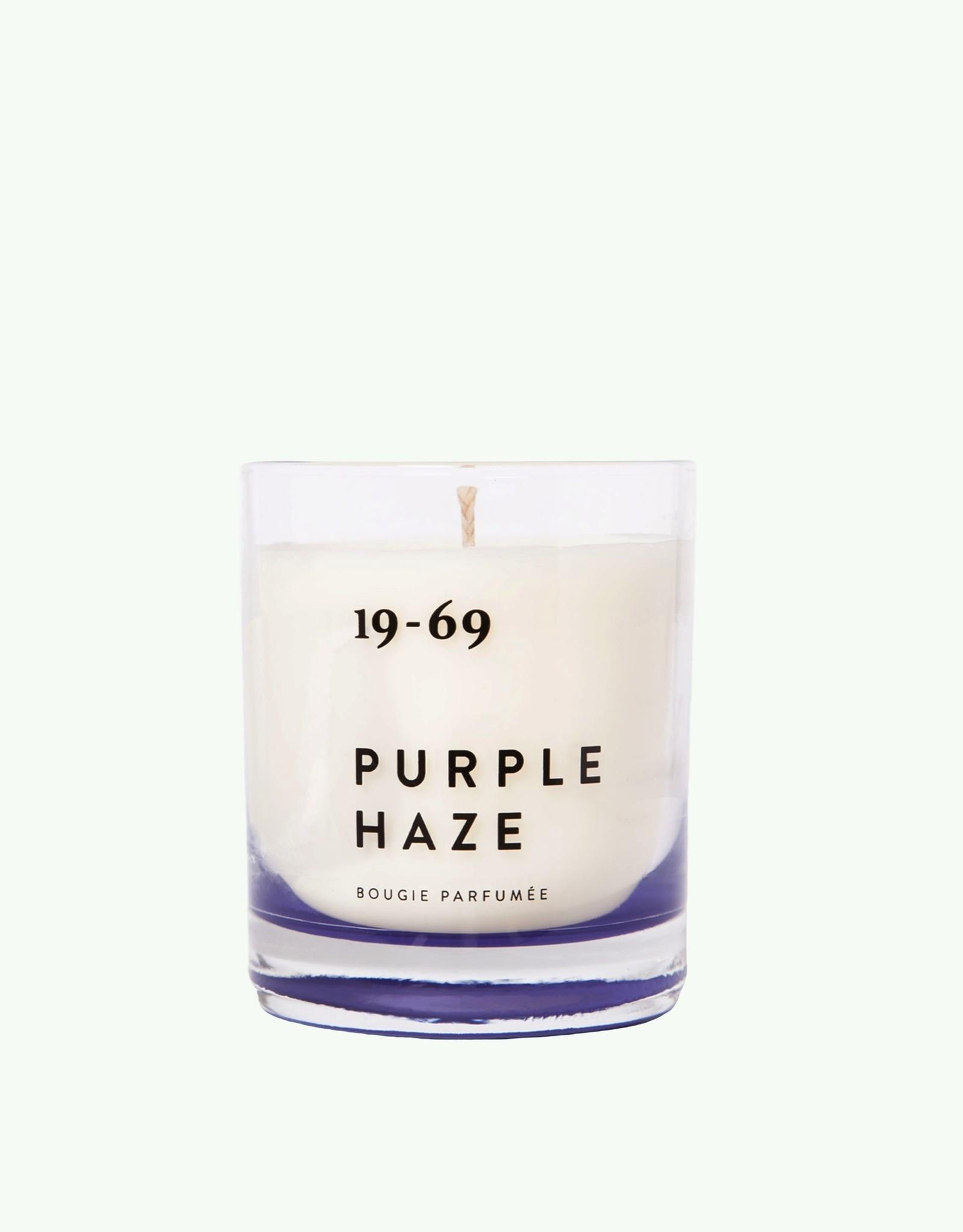 Nineteen Sixty Nine Nineteen sixty nine - Purple Haze - Candle 200 ml