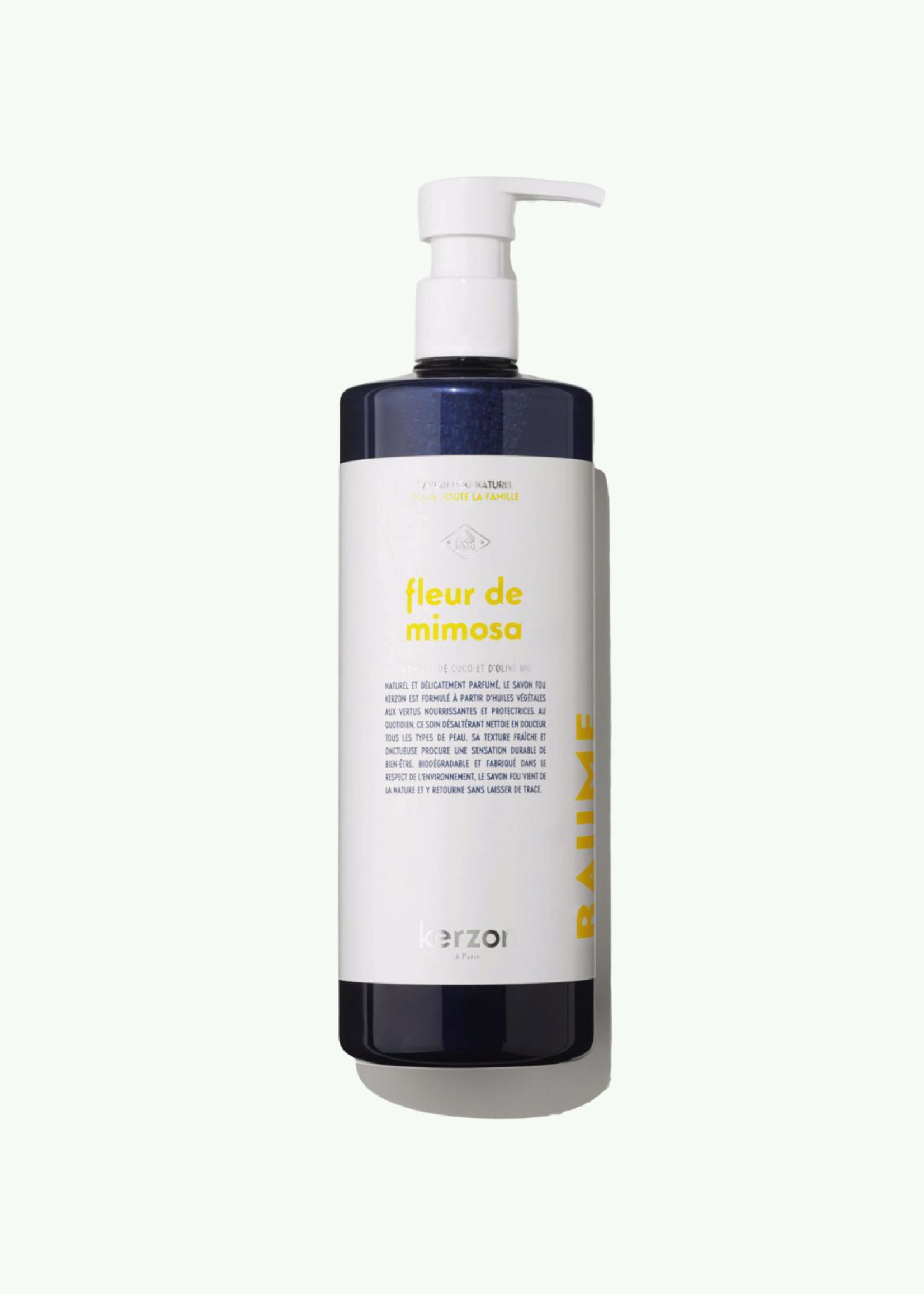 Kerzon Kerzon - Fleur de Mimosa - Vloeibare zeep - 500 ml