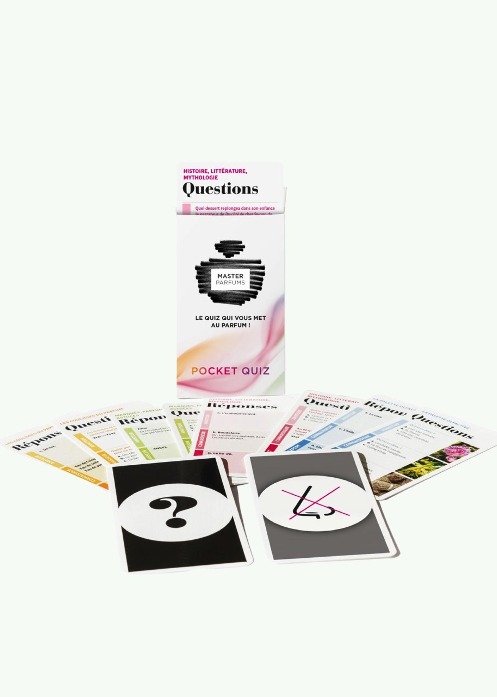 Master Parfums - Pocket Quiz
