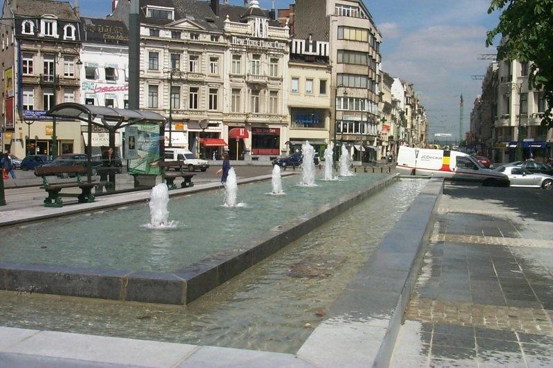 Place Stéphanie