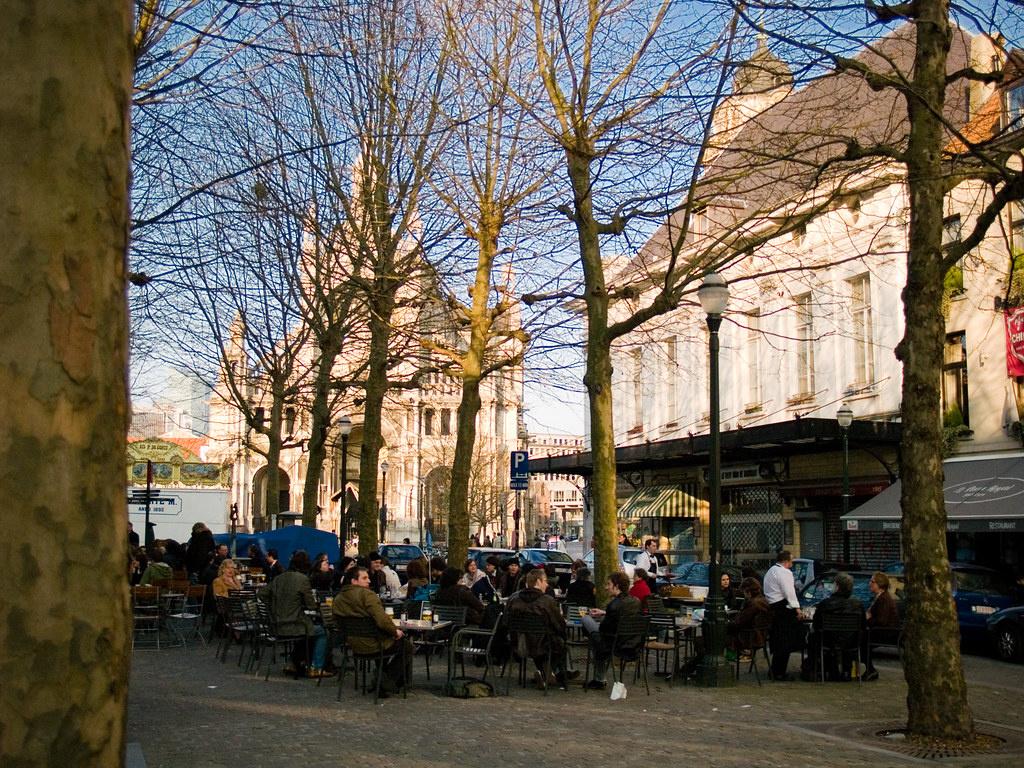 Place du Vieux Marché aux Grains