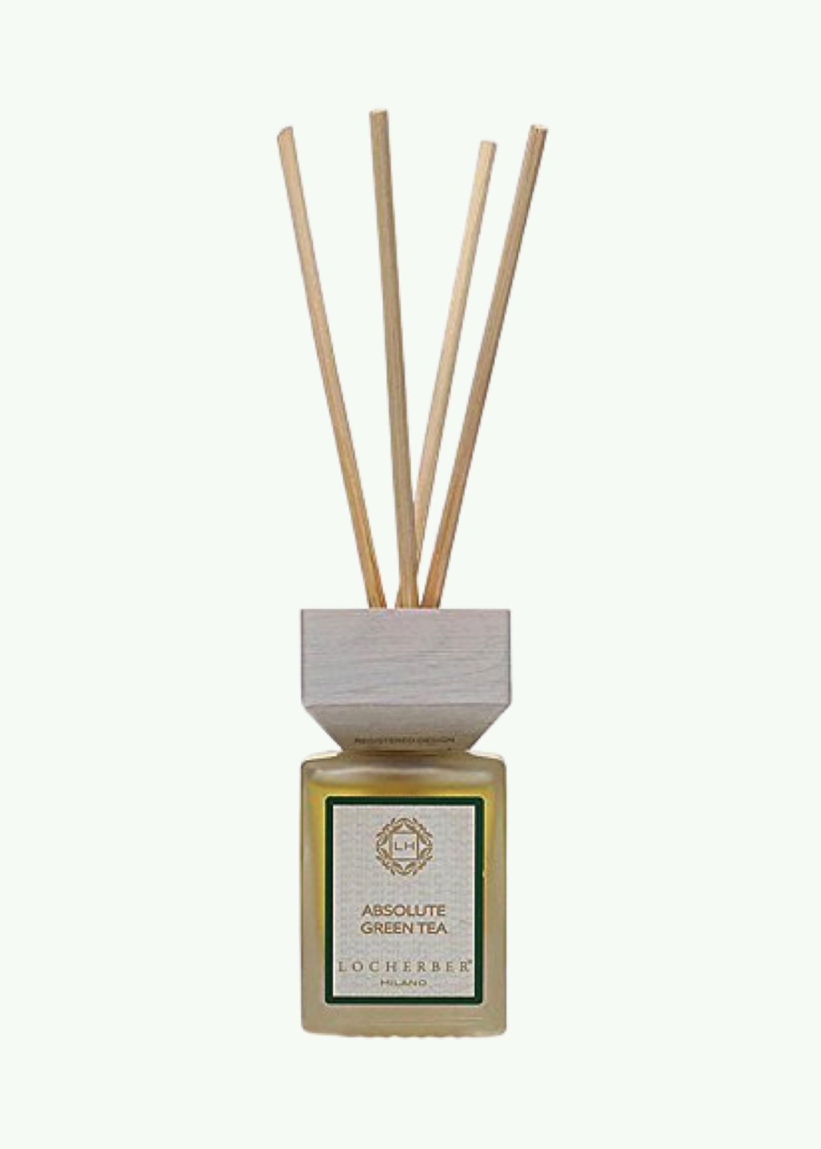 Locherber Locherber - Absolute Green Tea - Diffuseur à Bâtonnets