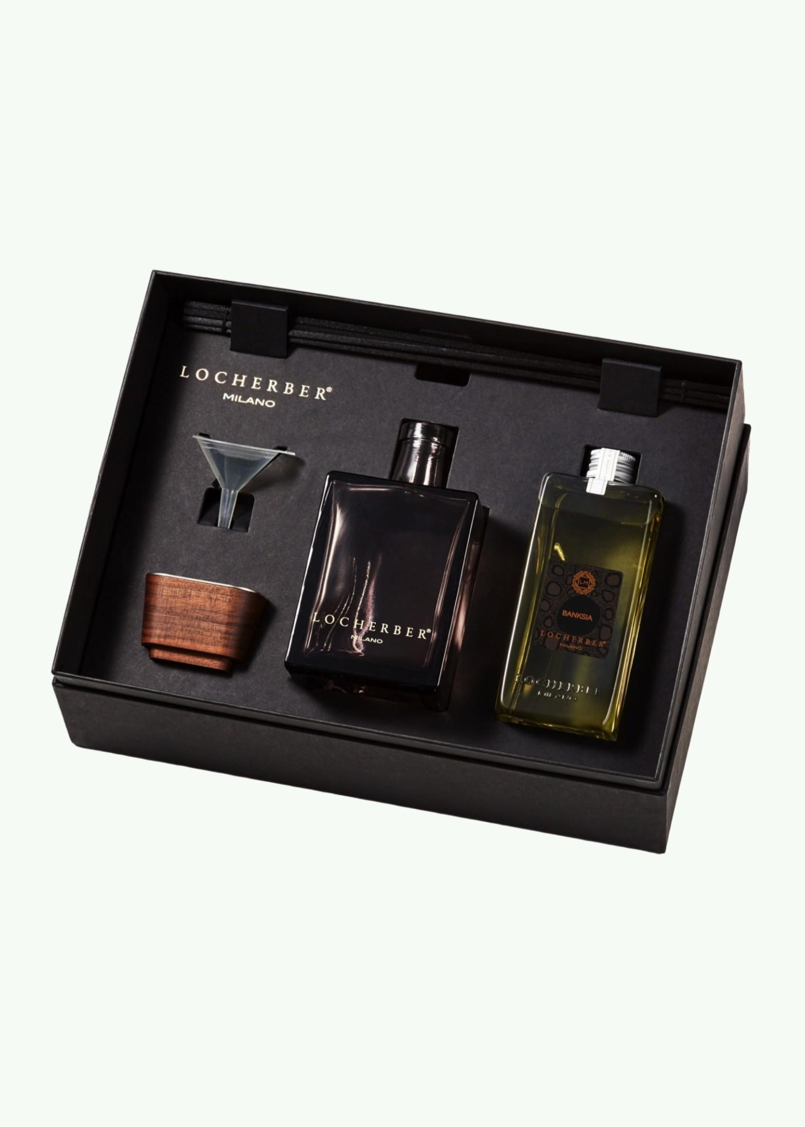 Locherber Locherber Milano - Banksai - Diffuser Gift Set