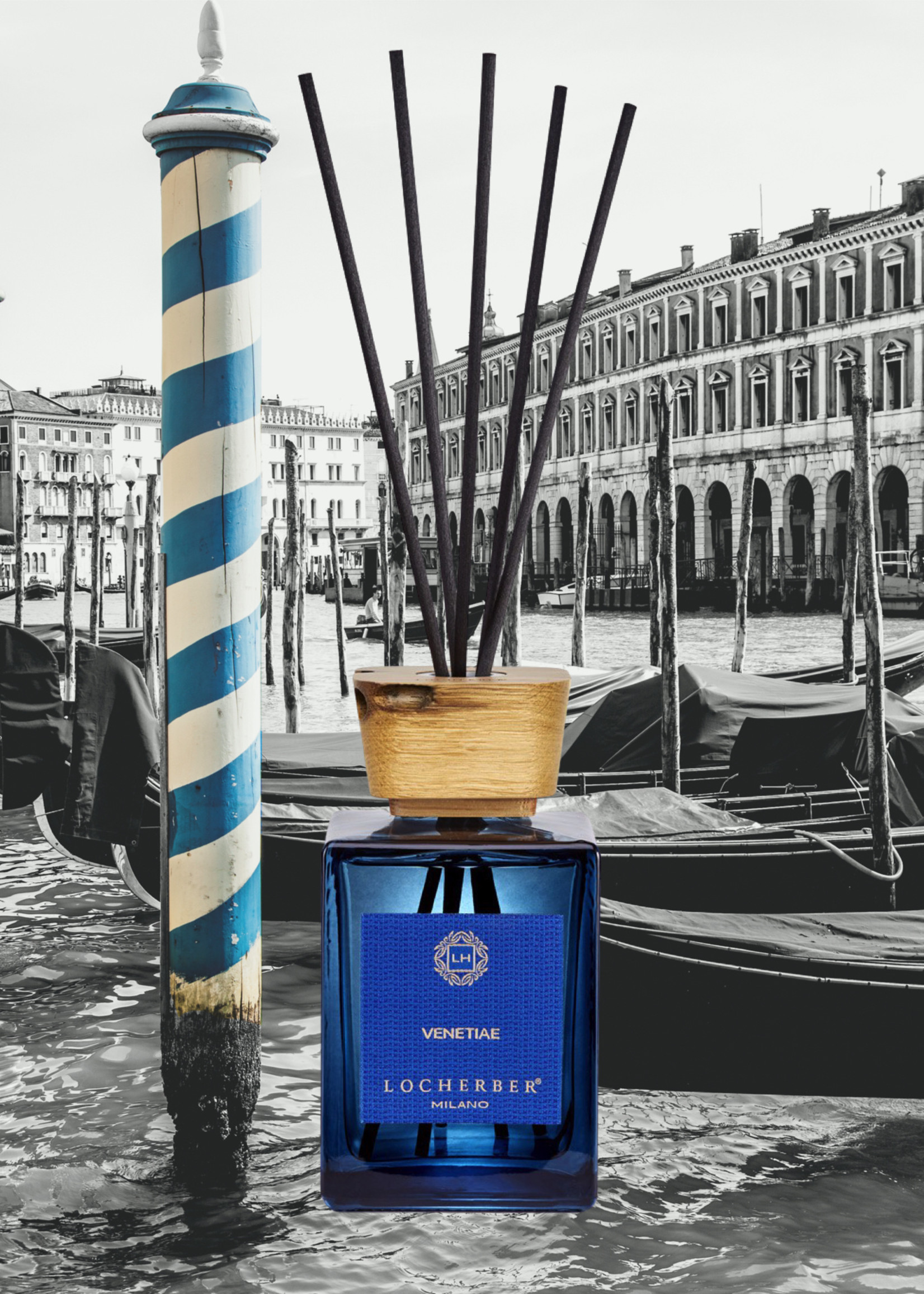 Locherber Locherber Milano - Venetiae - Set Cadeau Diffuseur