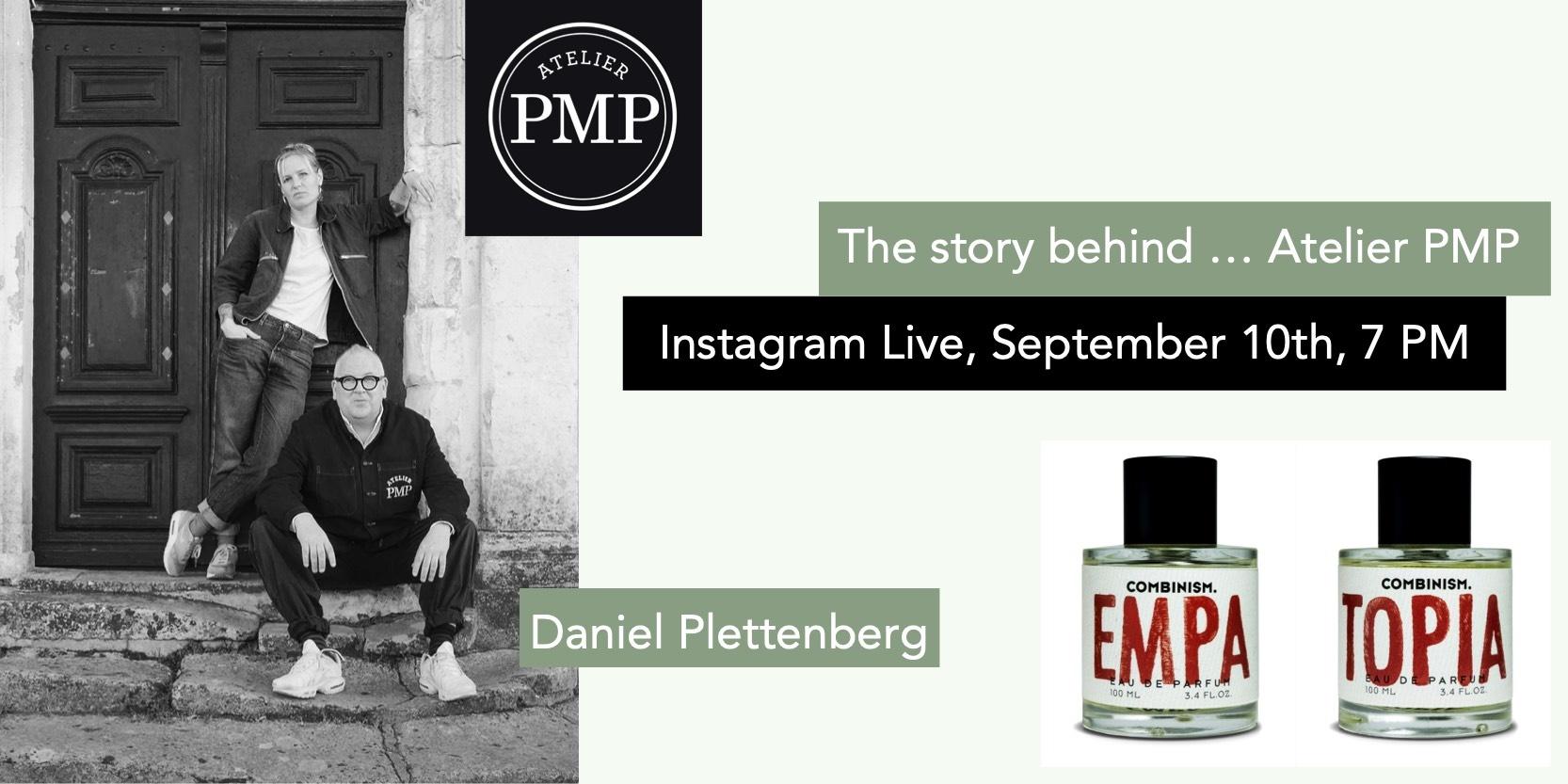 Het verhaal achter ... Atelier PMP