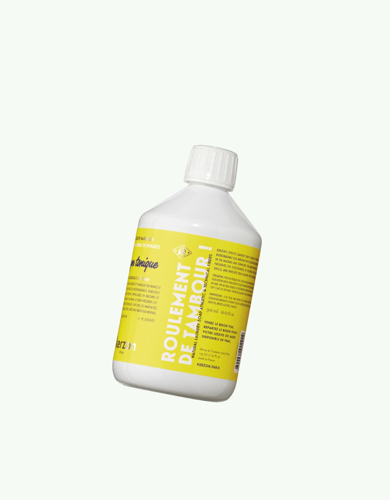 Kerzon Kerzon - Gym Tonic - Lessive pour vos vêtements de sport 500 ml