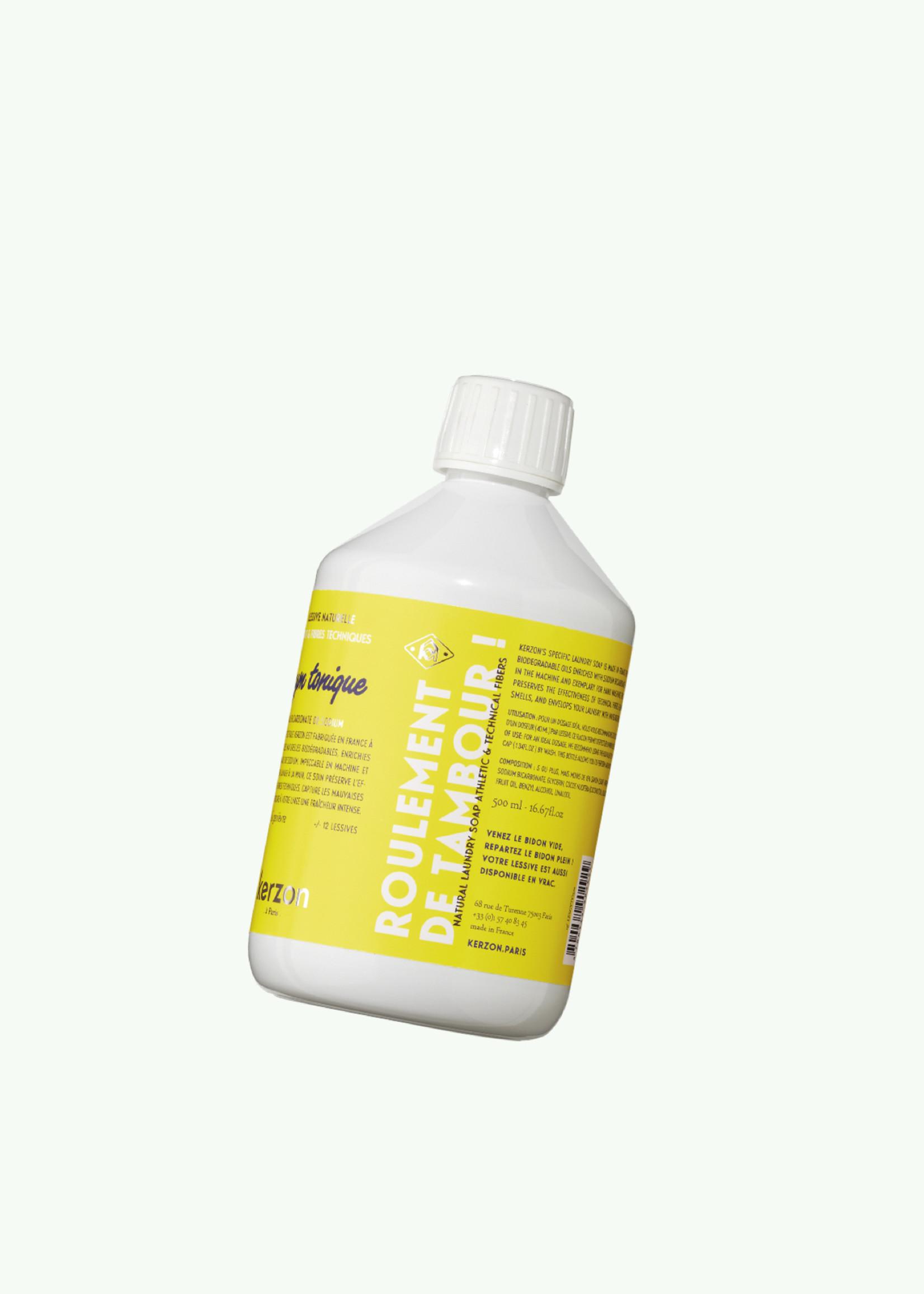 Kerzon Kerzon - Gym Tonic - Laundry detergent for sportswear 500 ml