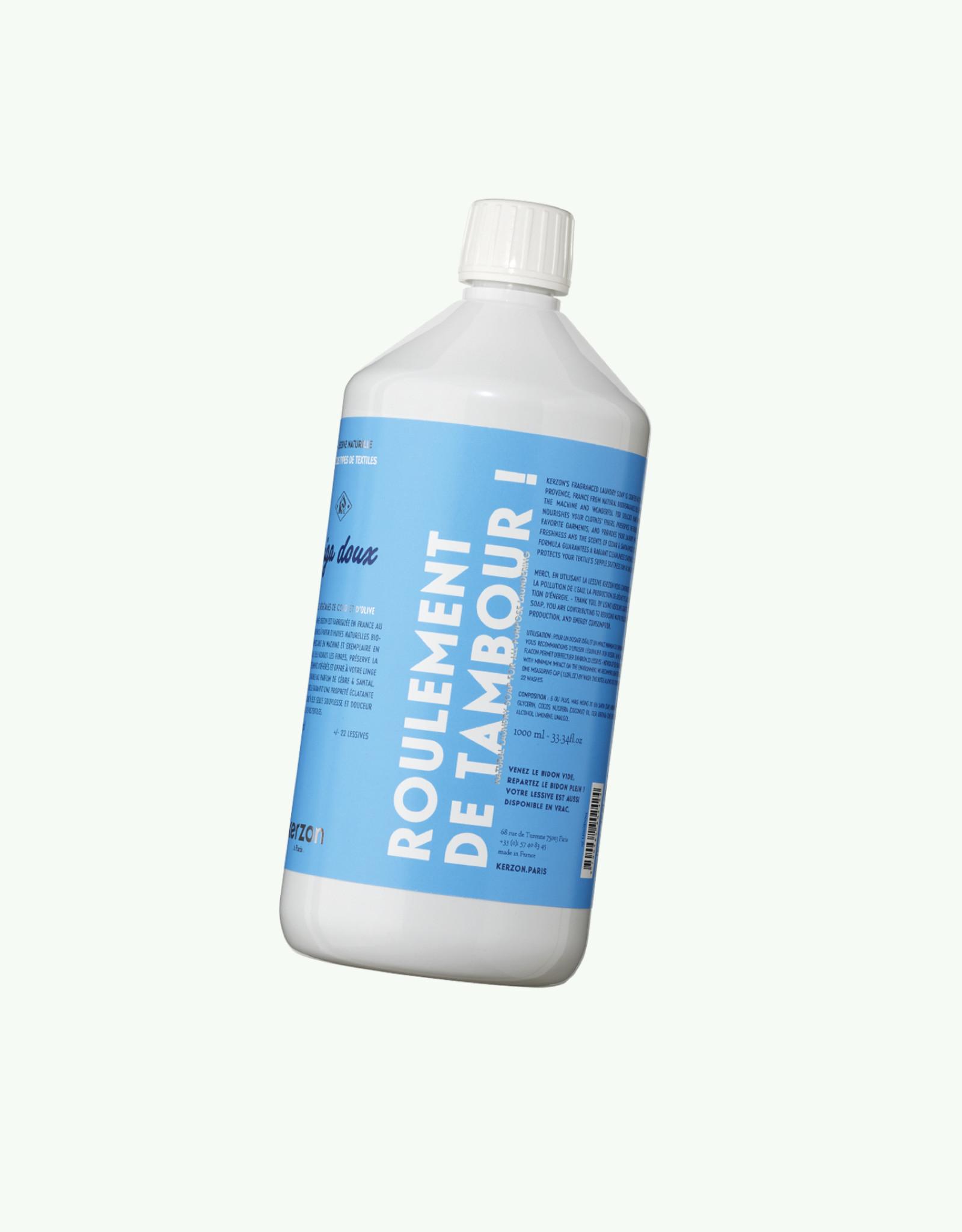 Kerzon Kerzon - Giga Doux - Lessive Naturelle - 1000 ml