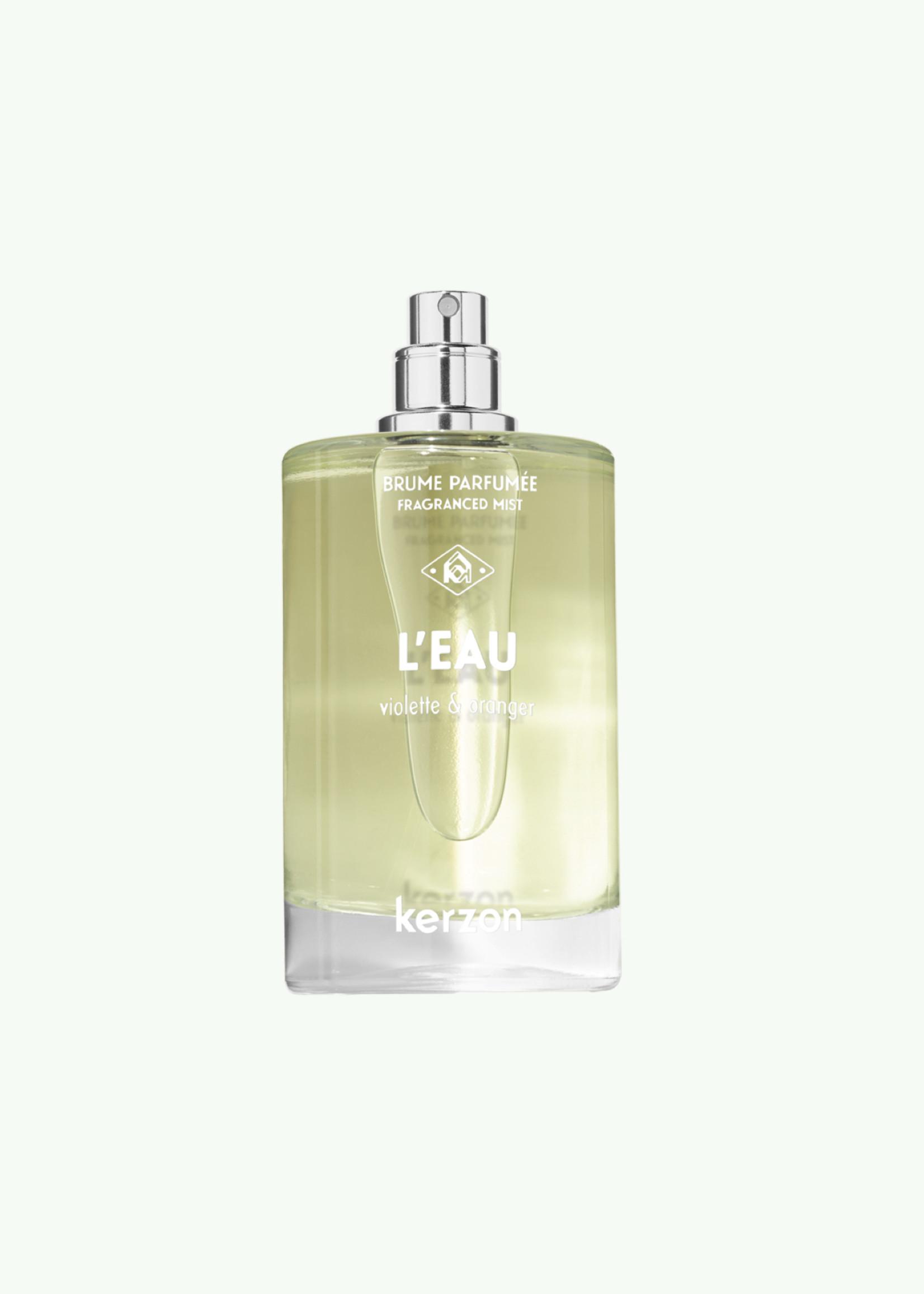 Kerzon Kerzon - L'eau - Brume Parfumée