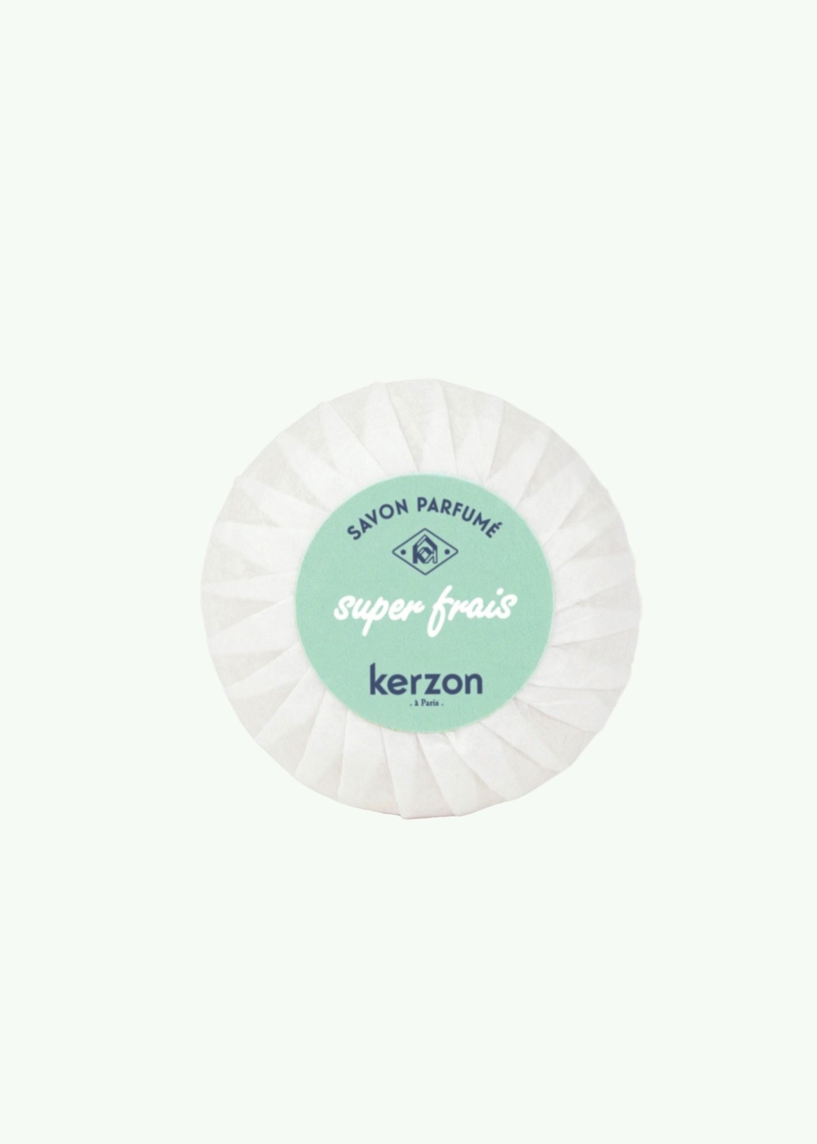 Kerzon Kerzon - Trio Super Frais - Geurspray & Zeep &  Geparfumeerde Zakjes