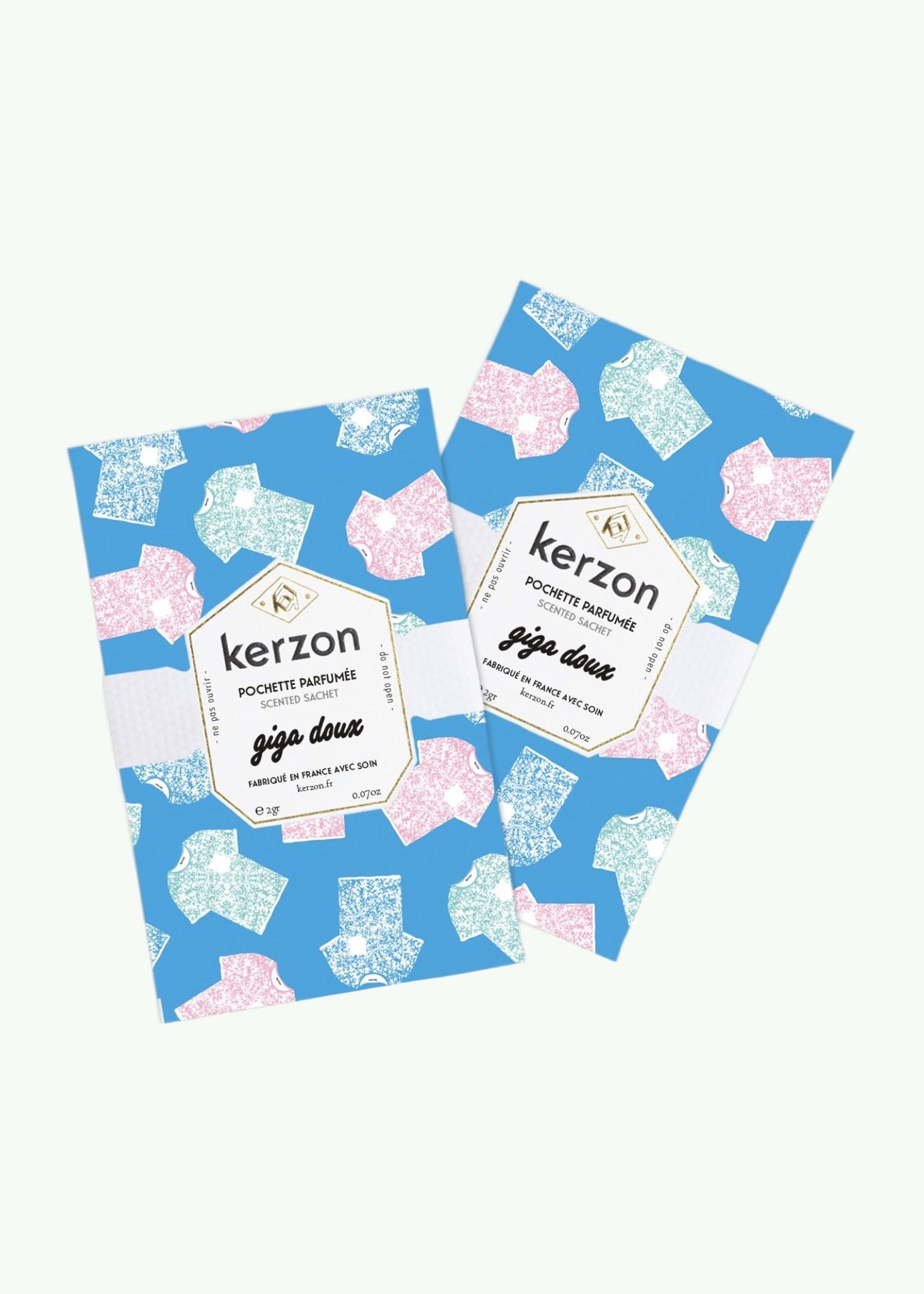 Kerzon Kerzon - Trio Giga Doux - Scented Mist & Soap & Scented Sachets