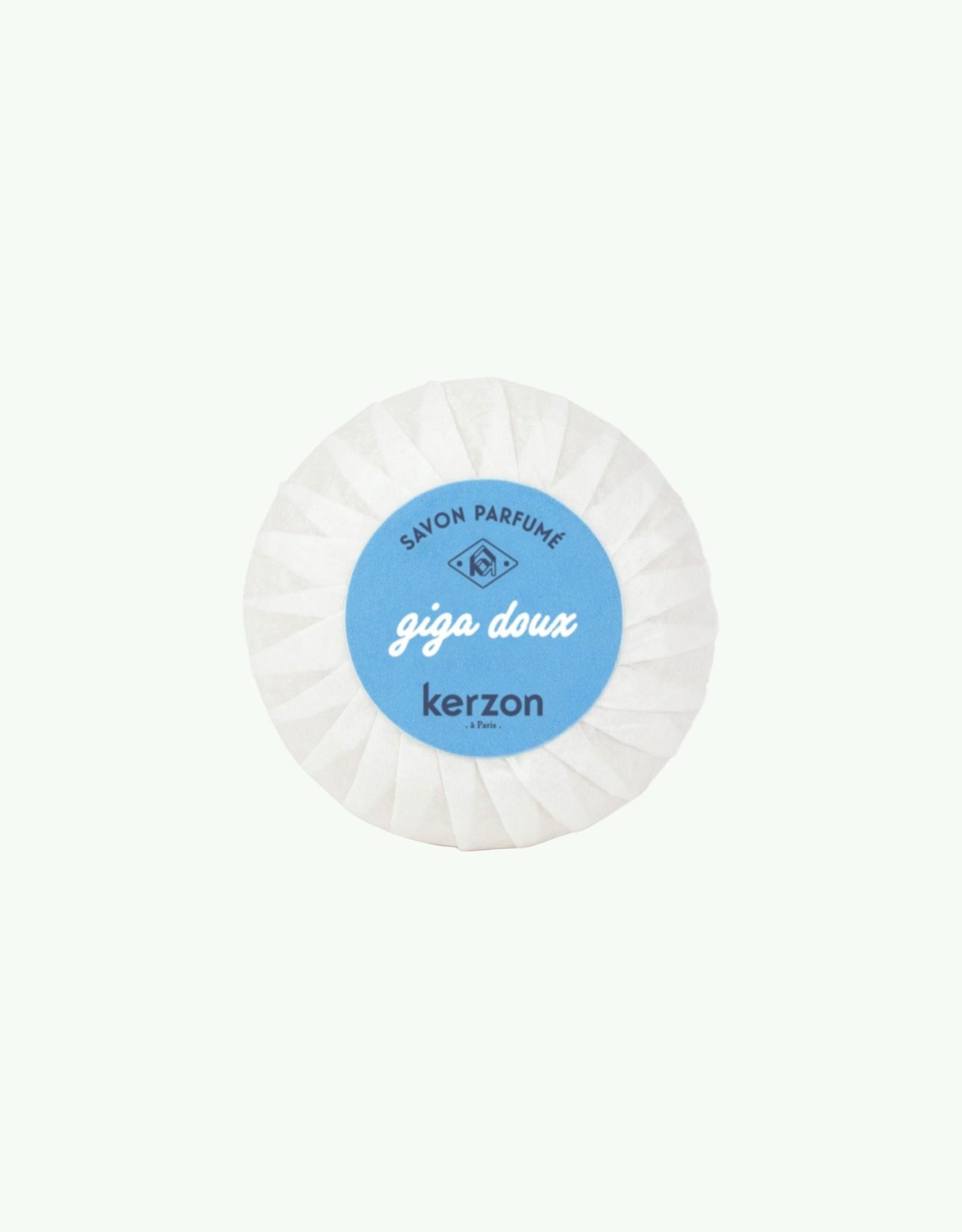 Kerzon Kerzon - Trio Giga Doux - Brume parfumée & Savon & Pochettes parfumées