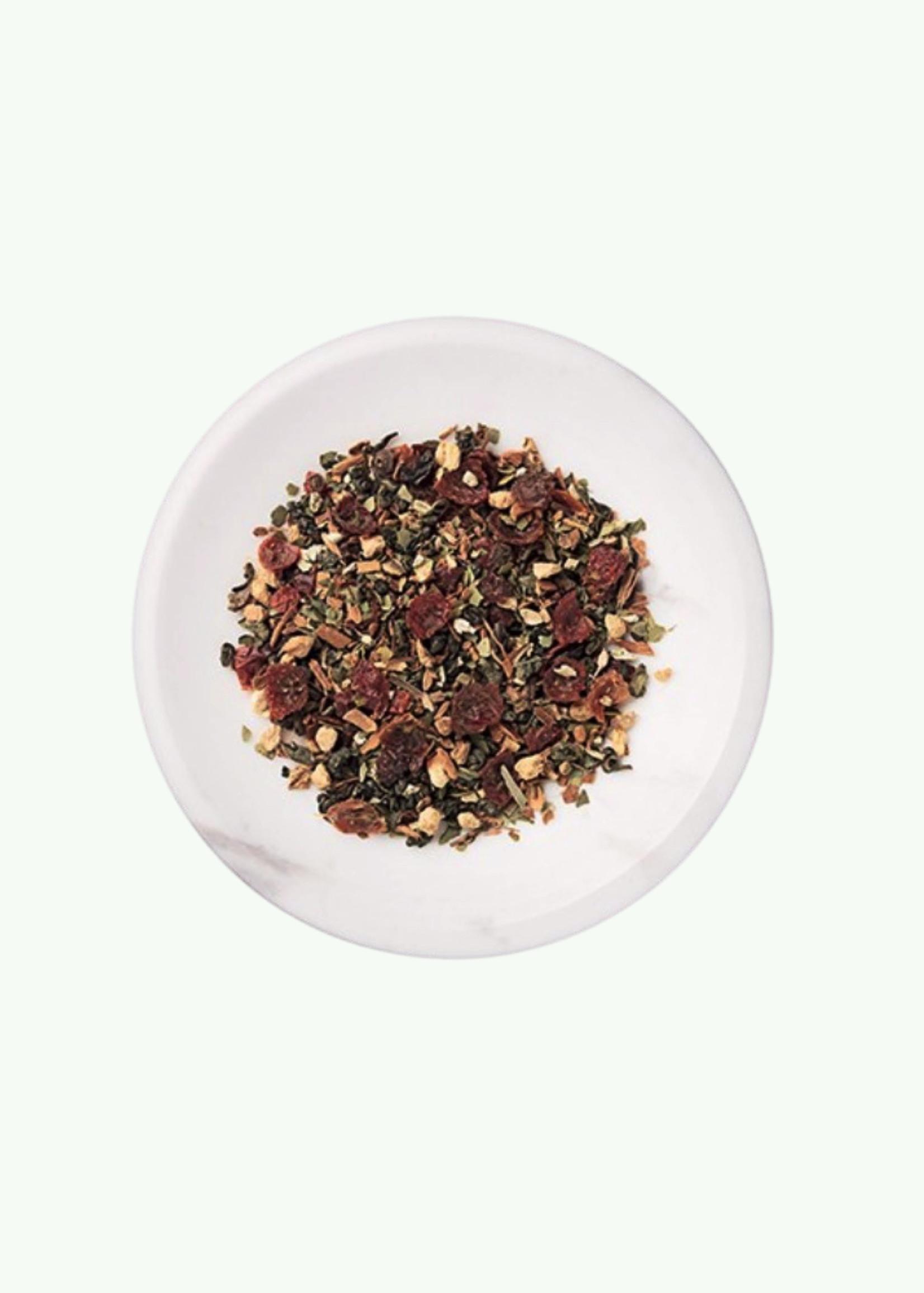 Label Bougie Label Bougie - La Superbe - Geurkaars 180 gr en Infusie met groene thee 80 gr