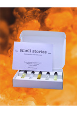 Warm and Spicy Perfumes - Discovery Box