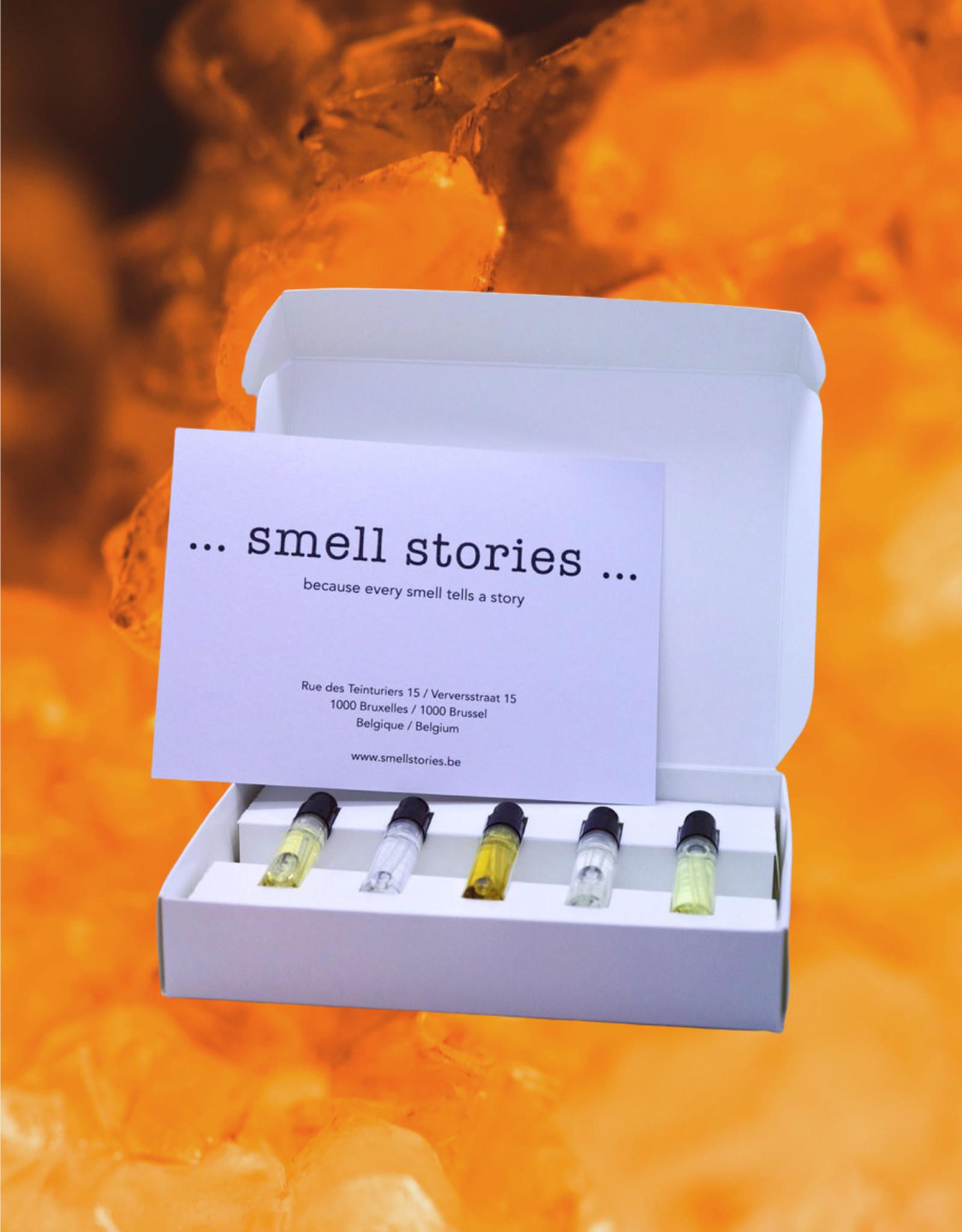 Parfums chaleureux et épicés - Coffret découverte