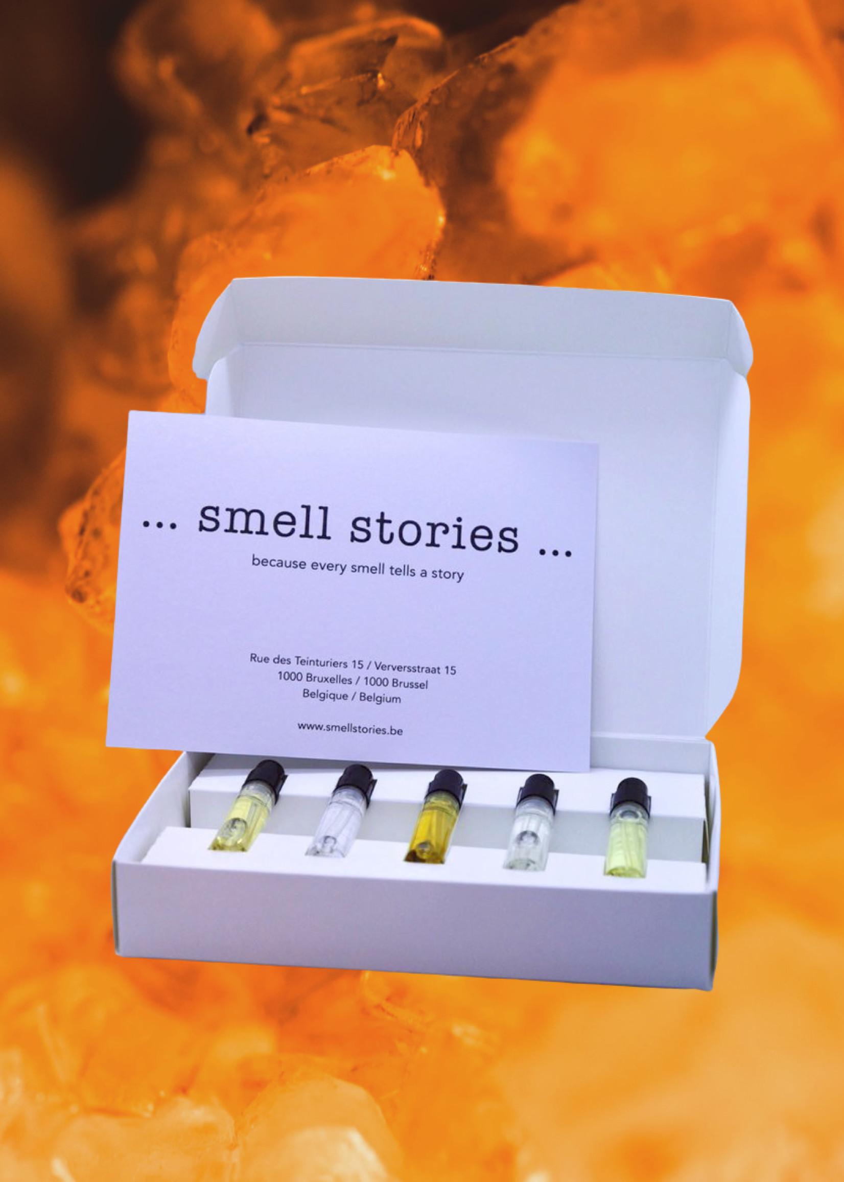 Warme en Kruidige Parfums - Discovery Box