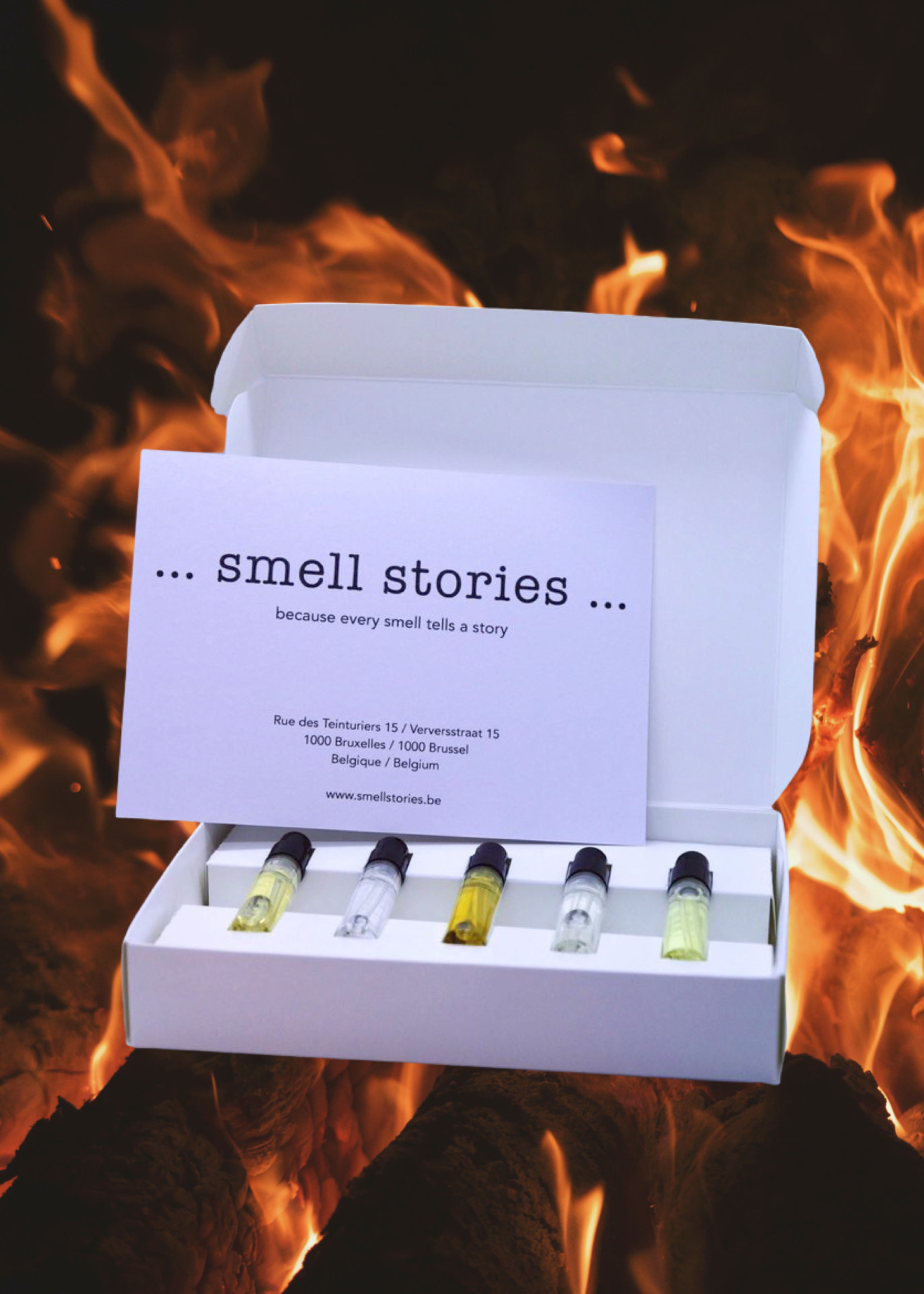Stevige Parfums - Discovery Box