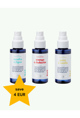 Kerzon Kerzon - Trio Hand Sprays van 50 ml