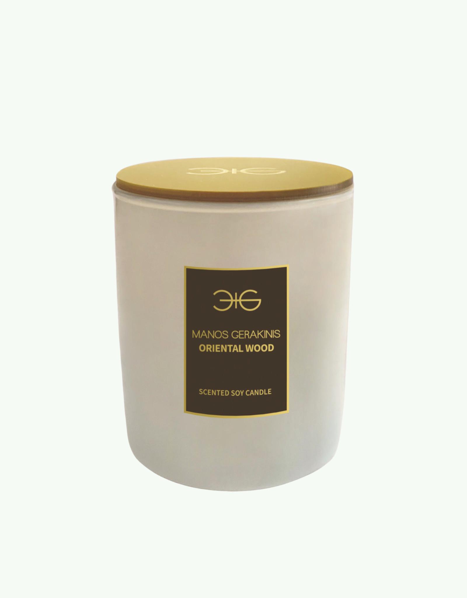 Manos Gerakinis Manos Gerakinis - Oriental Wood - Bougie Parfumée 145 gr