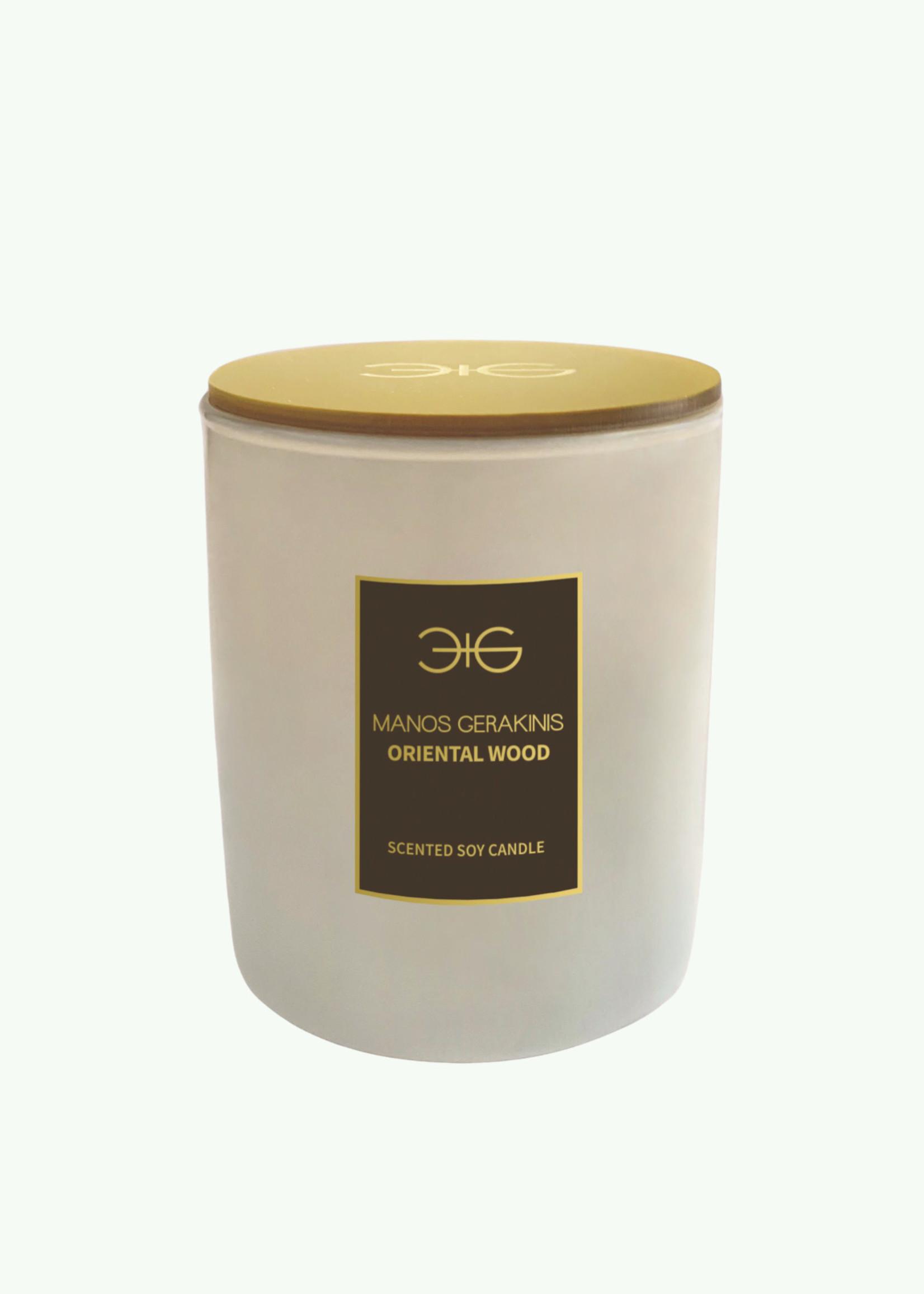 Manos Gerakinis Manos Gerakinis - Oriental Wood - Scented Candle 145 gr
