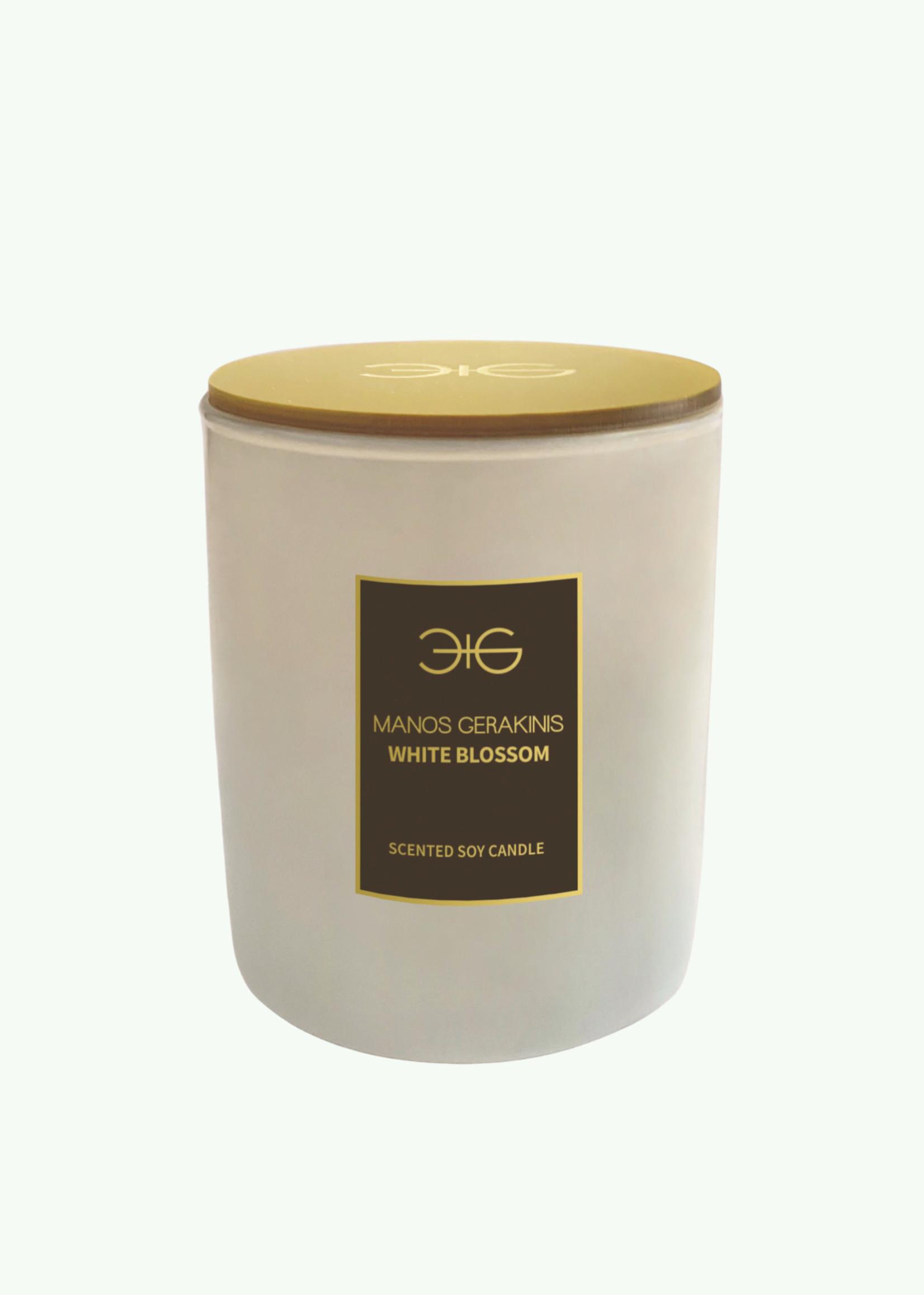 Manos Gerakinis Manos Gerakinis - White Blossom - Bougie Parfumée 145 gr