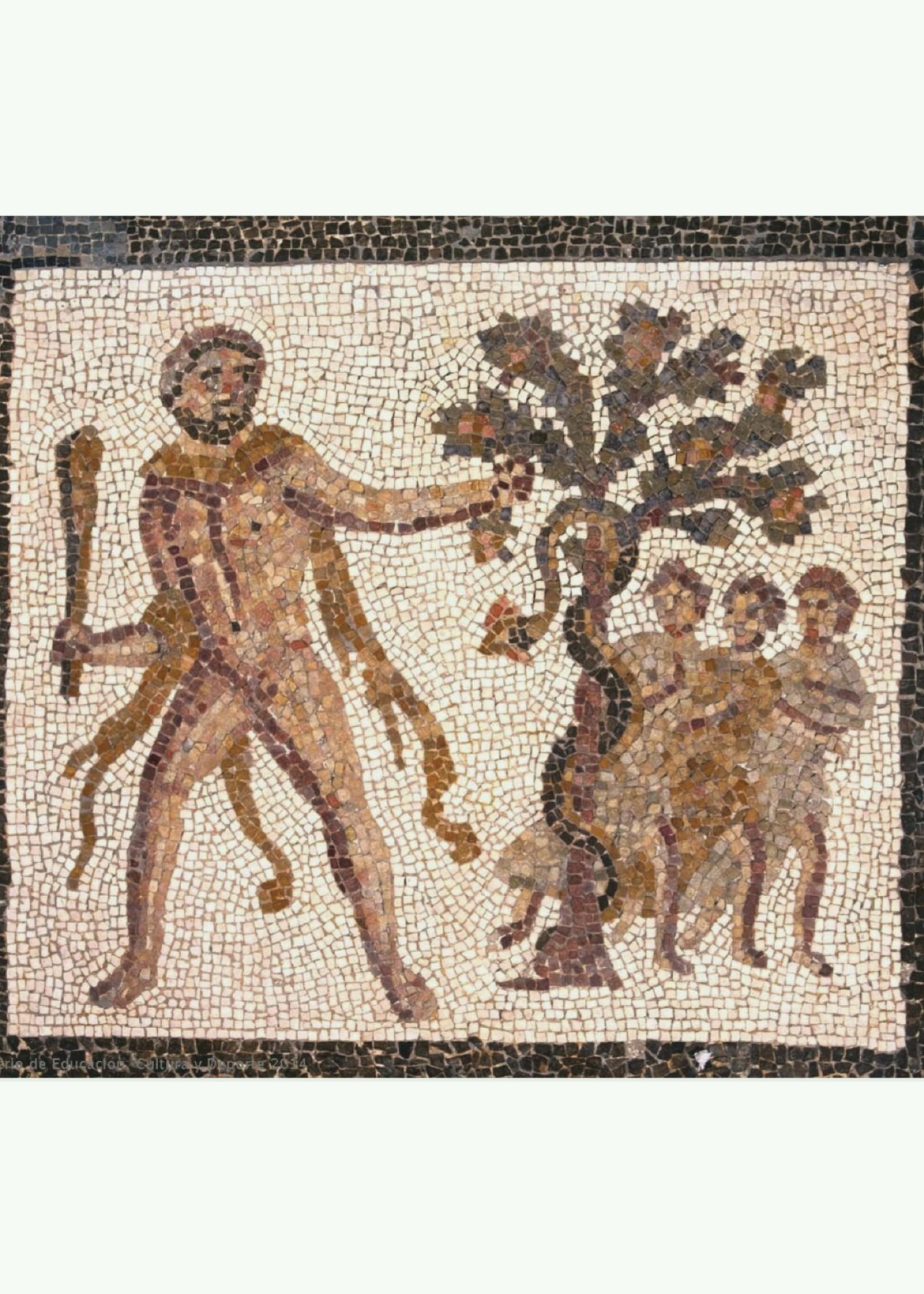 Manos Gerakinis Manos Gerakinis - Athenian Essence - Geurkaars 145 gr
